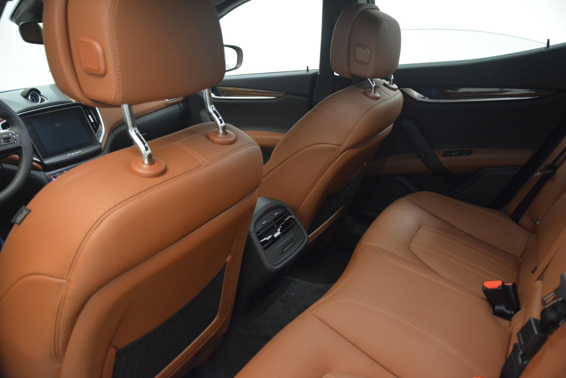New 2019 Maserati Ghibli S Q4 For Sale In Westport, CT 2862_p17