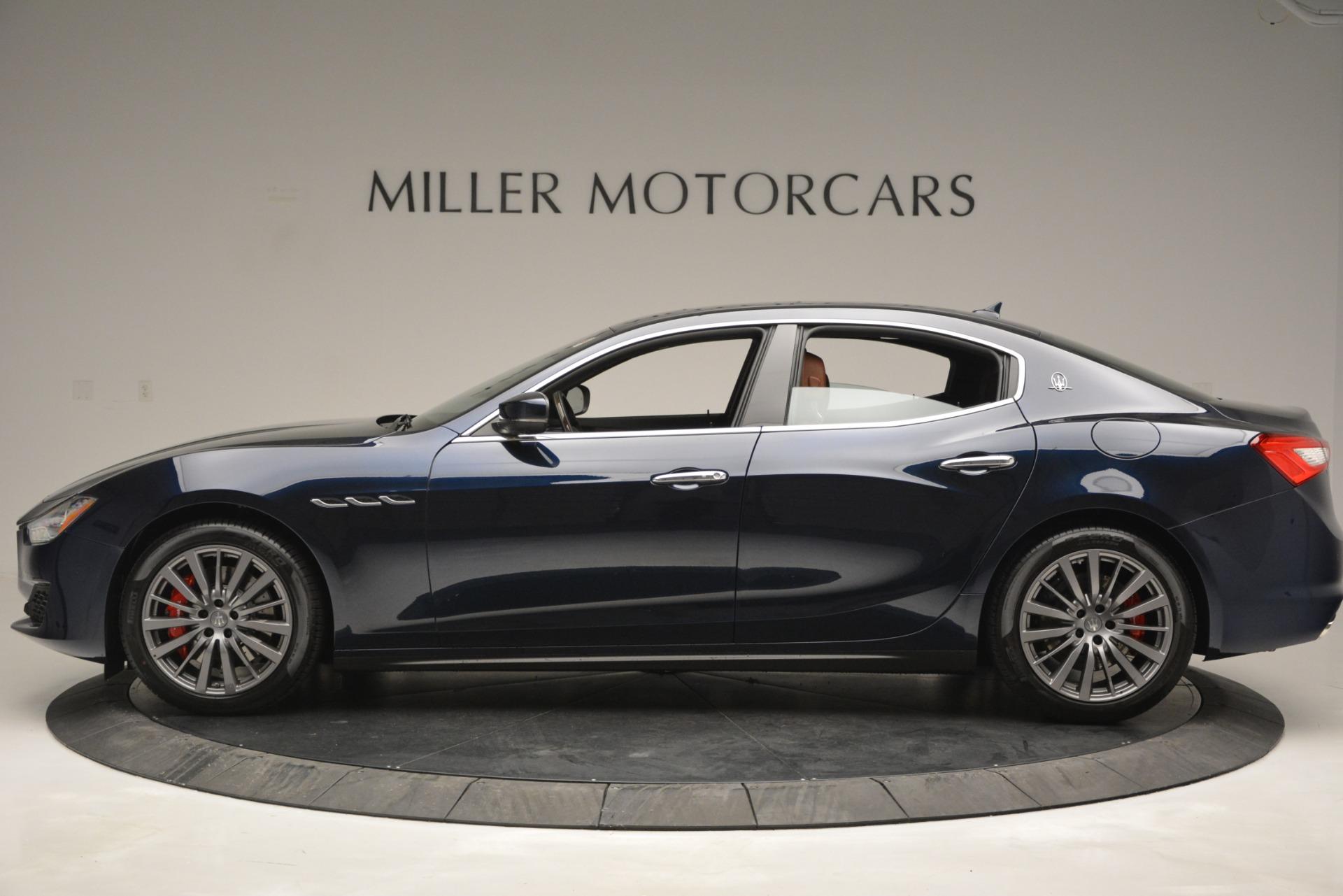 New 2019 Maserati Ghibli S Q4 For Sale In Westport, CT 2862_p3