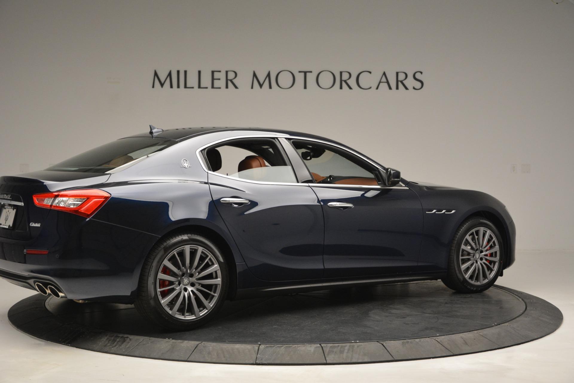 New 2019 Maserati Ghibli S Q4 For Sale In Westport, CT 2862_p8