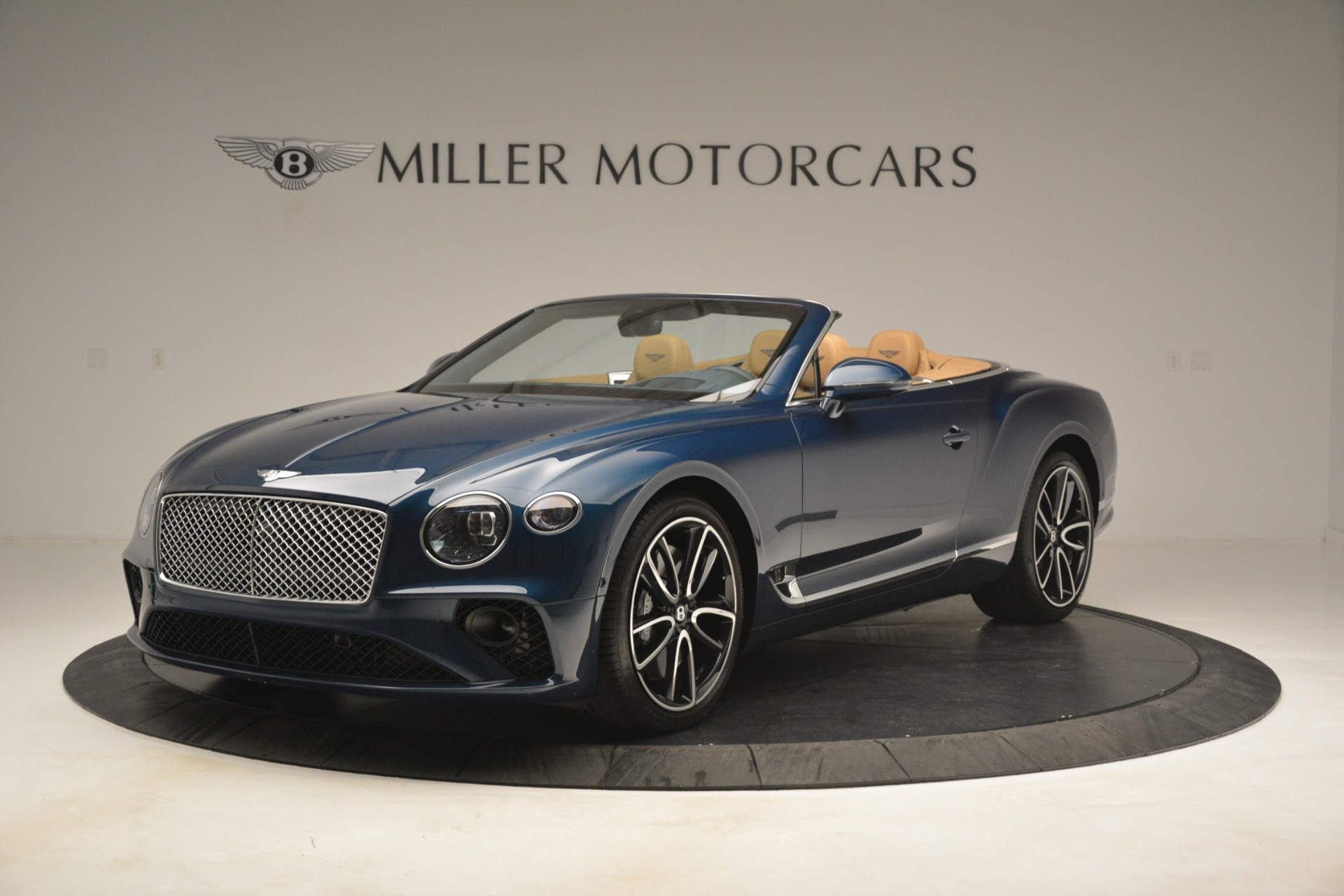 New 2020 Bentley Continental GTC  For Sale In Westport, CT 2865_main