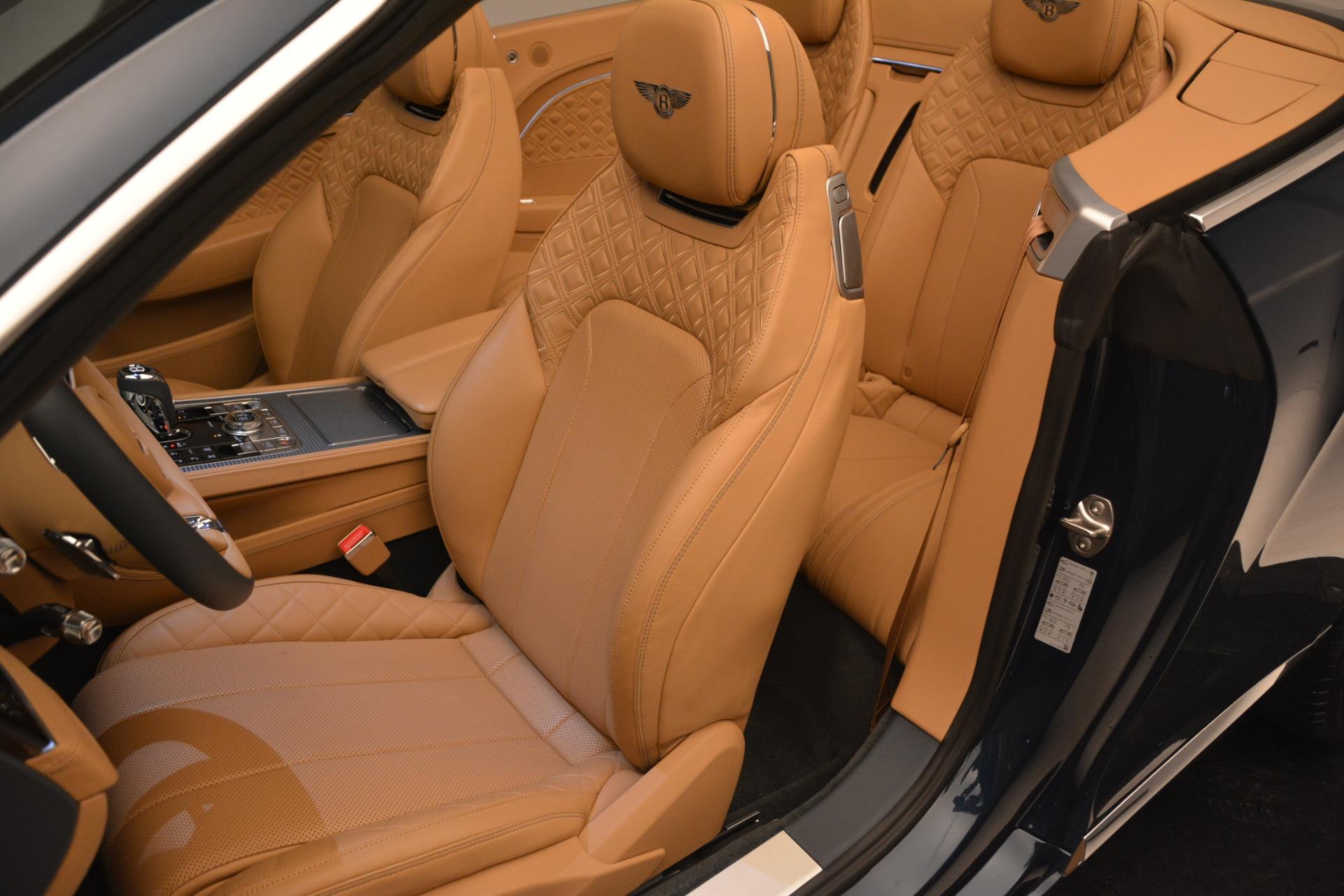 New 2020 Bentley Continental GTC  For Sale In Westport, CT 2865_p30