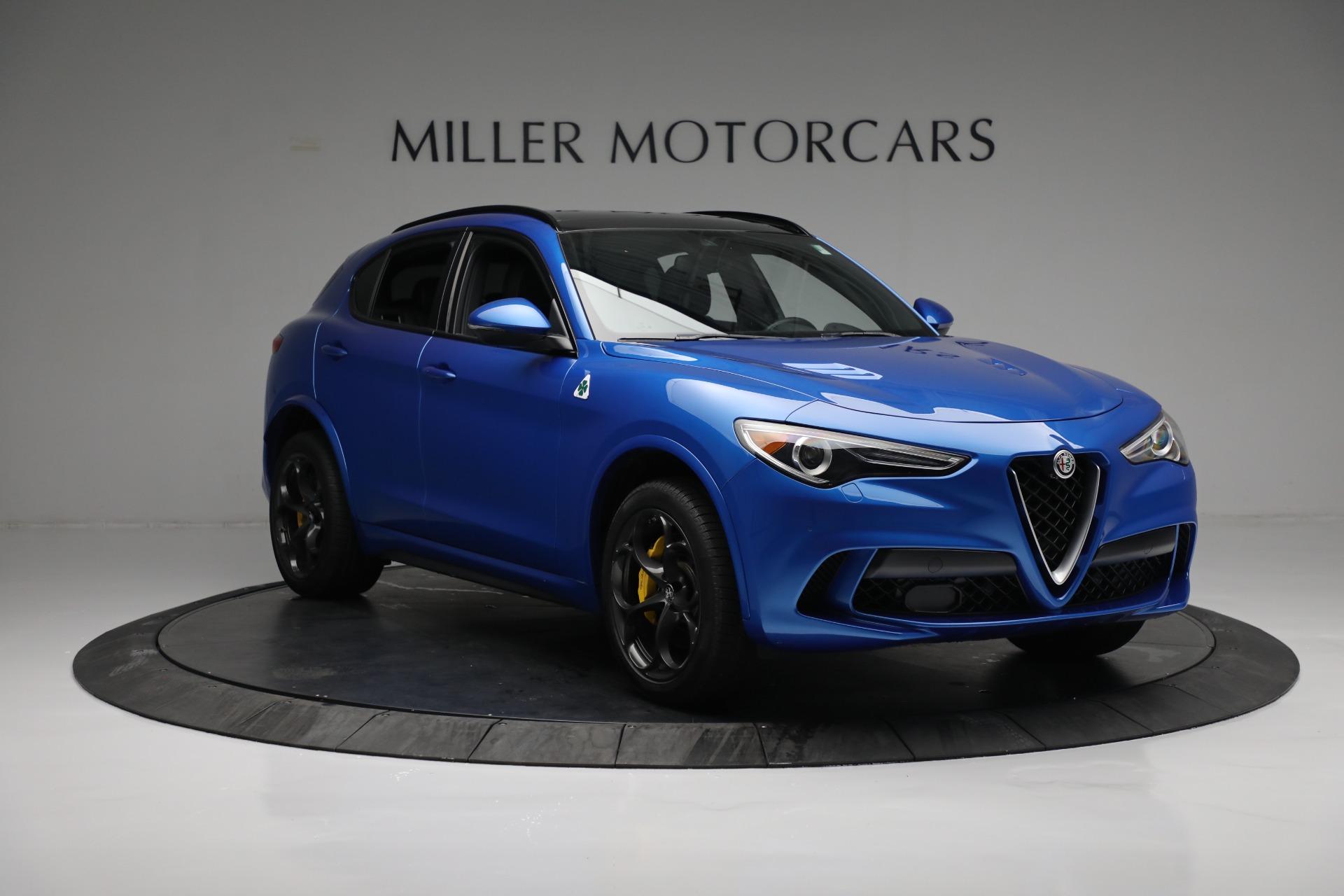 New 2019 Alfa Romeo Stelvio Quadrifoglio For Sale In Westport, CT 2867_p11