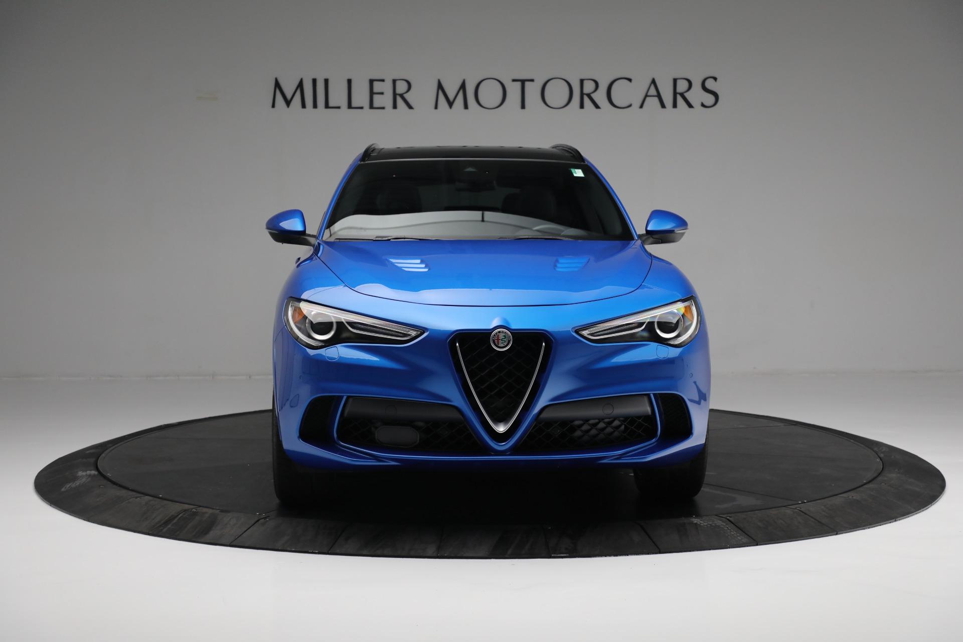 New 2019 Alfa Romeo Stelvio Quadrifoglio For Sale In Westport, CT 2867_p12