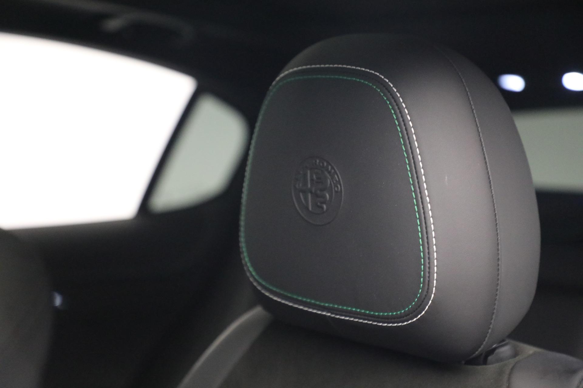 New 2019 Alfa Romeo Stelvio Quadrifoglio For Sale In Westport, CT 2867_p16