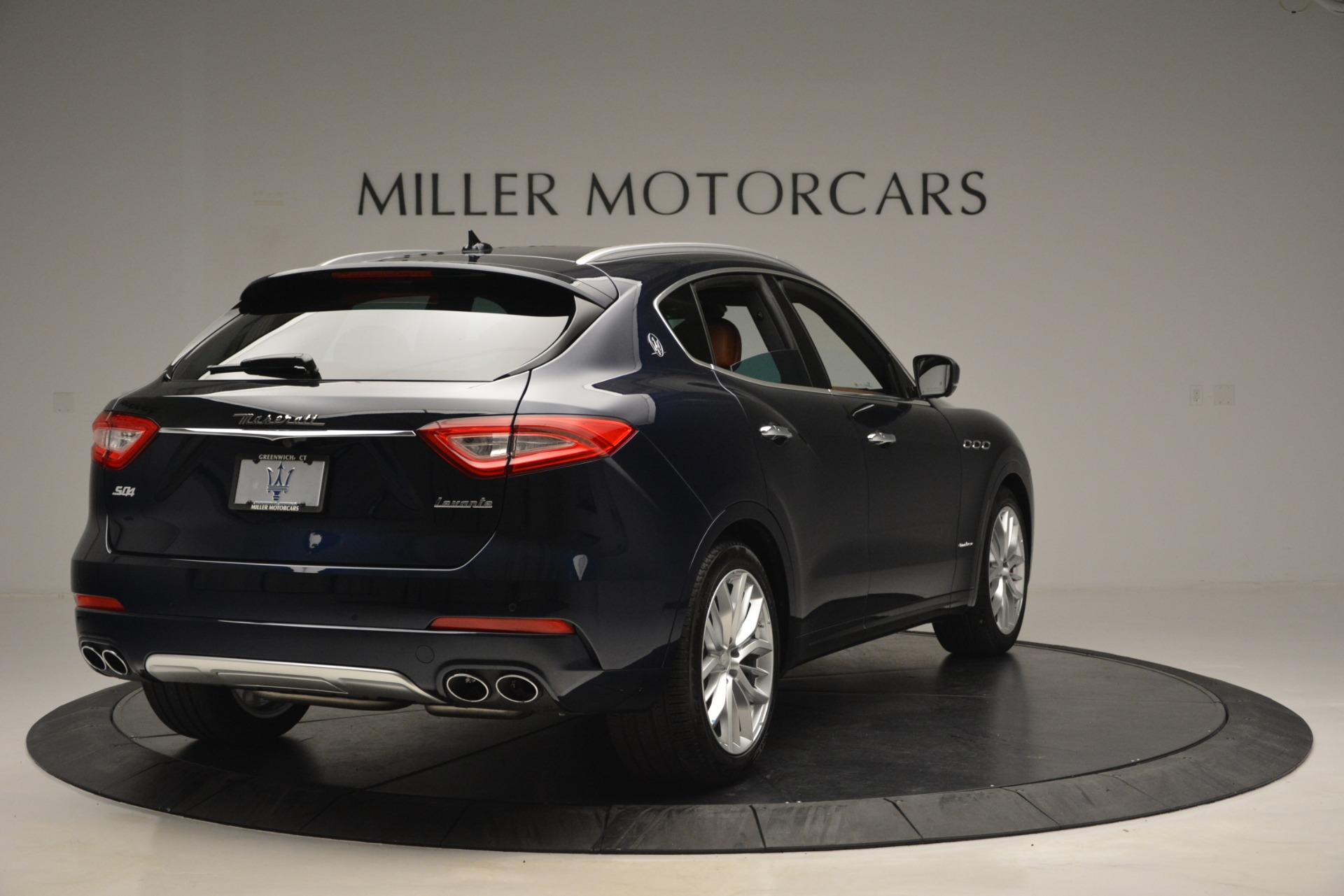 New 2019 Maserati Levante S Q4 GranLusso For Sale In Westport, CT 2868_p10