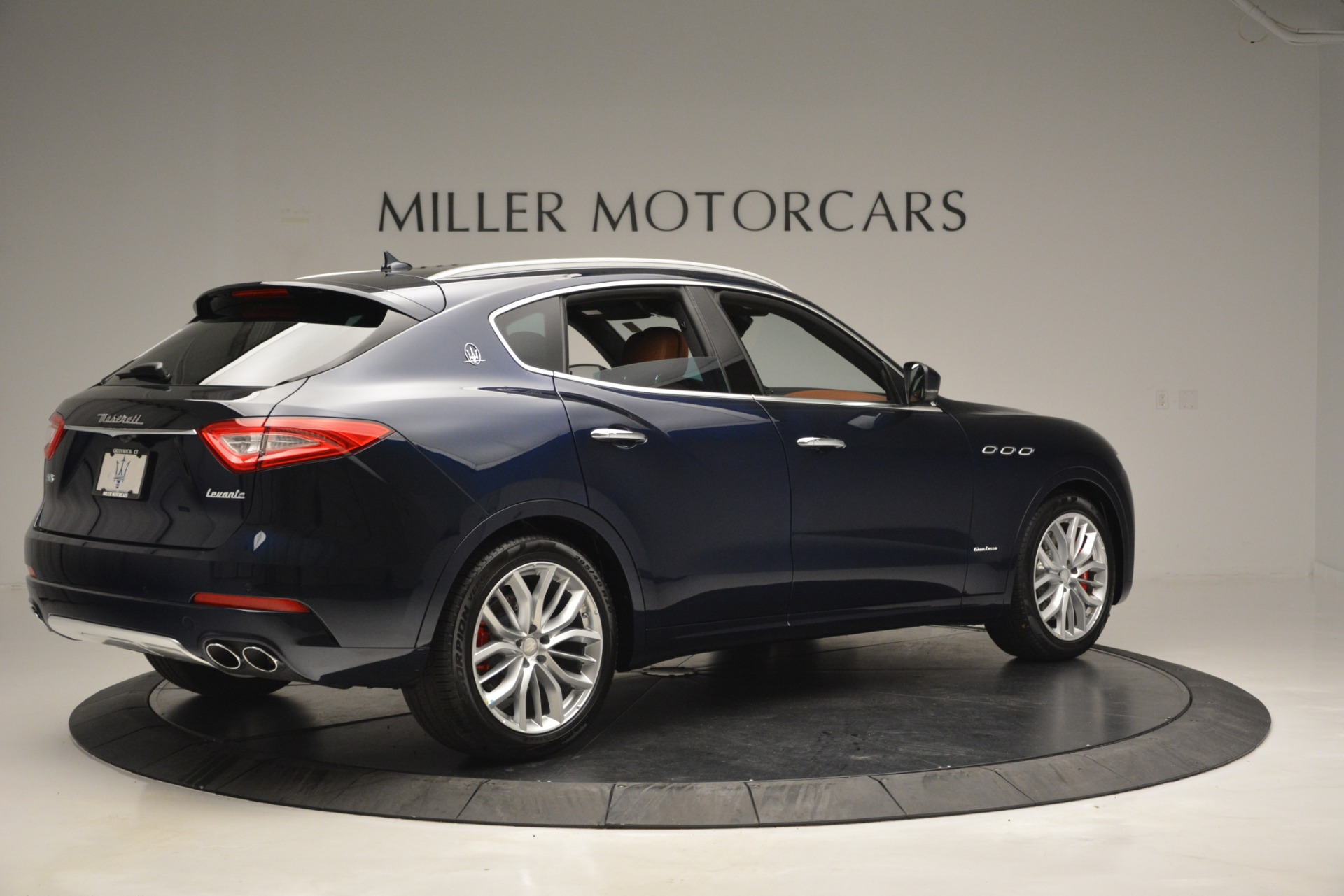 New 2019 Maserati Levante S Q4 GranLusso For Sale In Westport, CT 2868_p11
