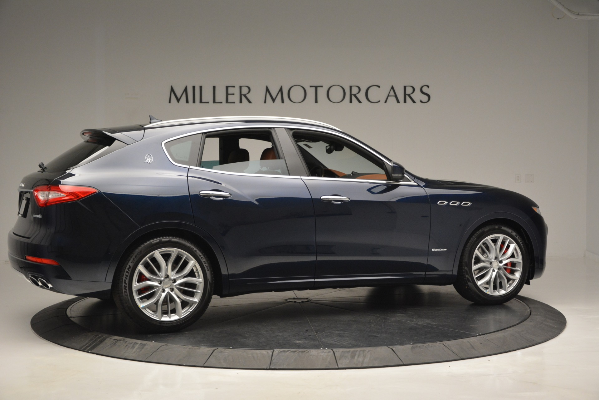 New 2019 Maserati Levante S Q4 GranLusso For Sale In Westport, CT 2868_p12