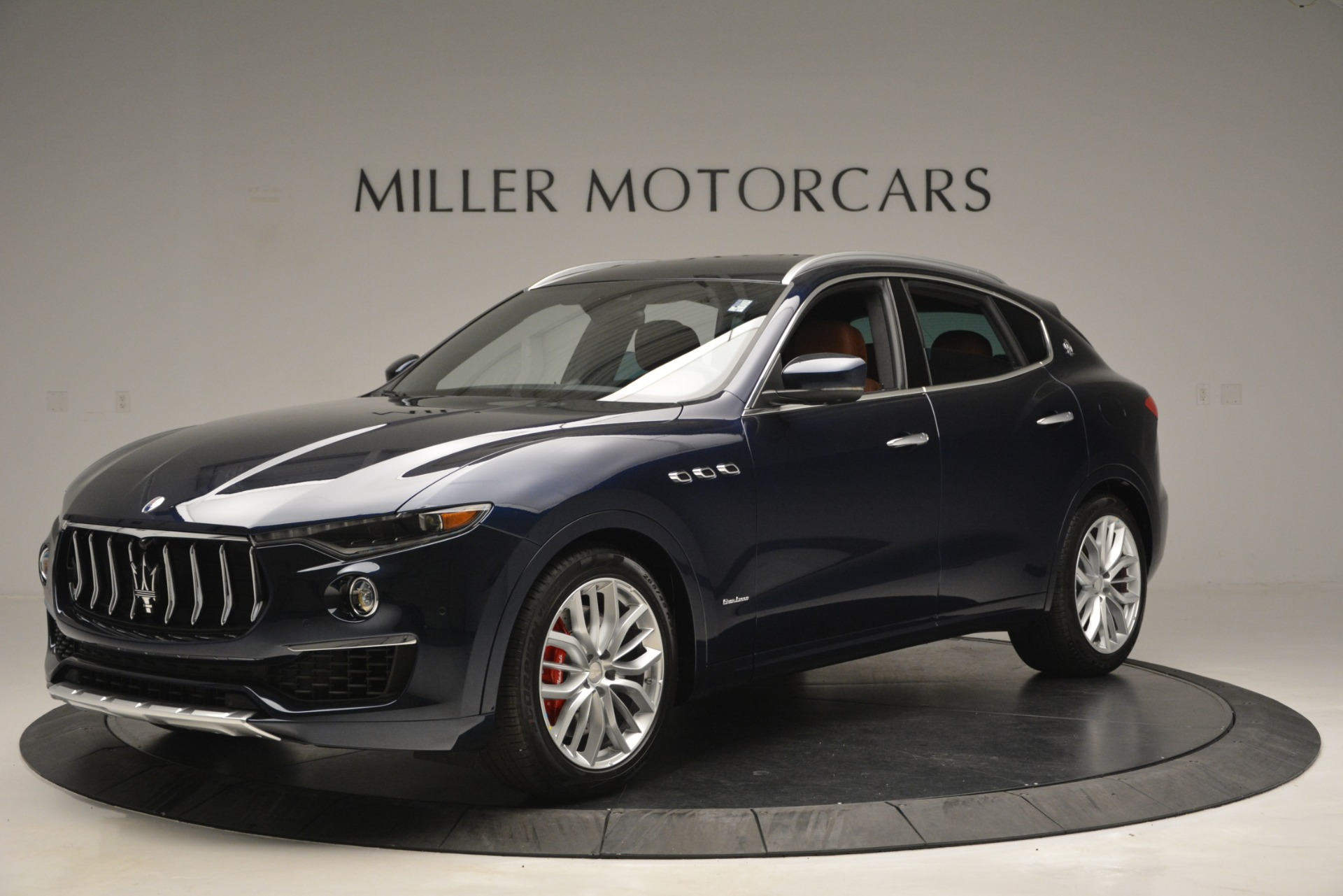 New 2019 Maserati Levante S Q4 GranLusso For Sale In Westport, CT 2868_p2