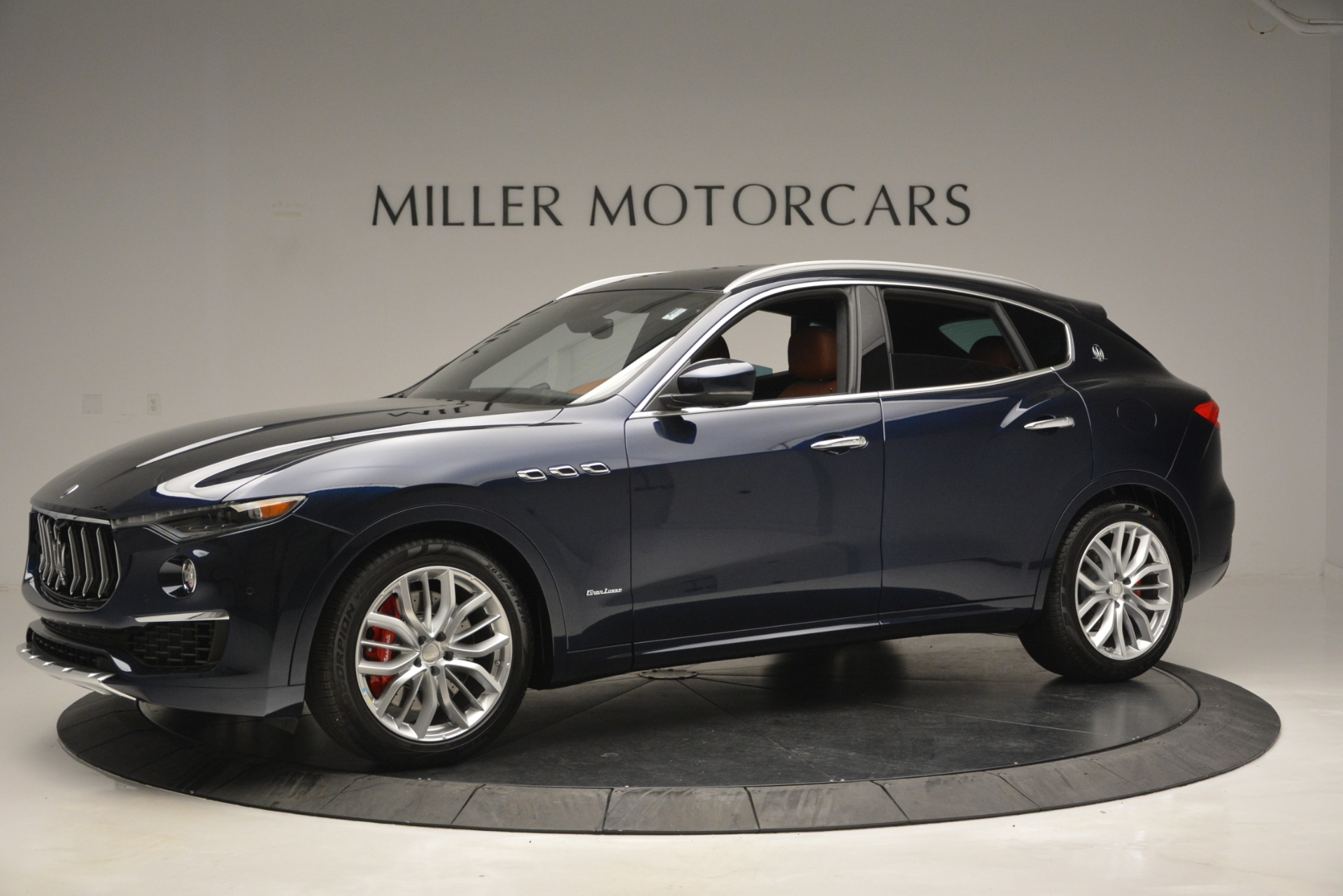 New 2019 Maserati Levante S Q4 GranLusso For Sale In Westport, CT 2868_p3