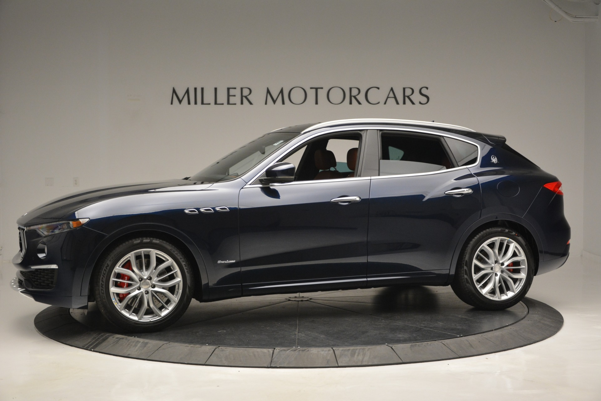 New 2019 Maserati Levante S Q4 GranLusso For Sale In Westport, CT 2868_p4