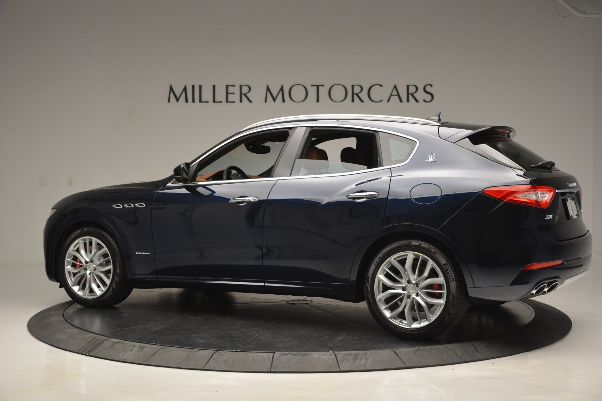 New 2019 Maserati Levante S Q4 GranLusso For Sale In Westport, CT 2868_p6