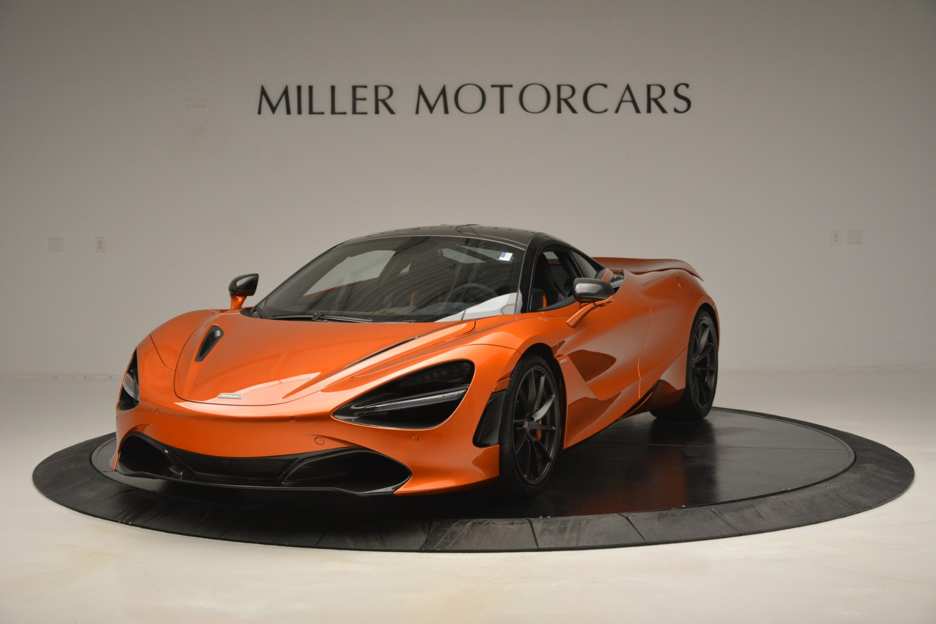 Used 2018 McLaren 720S Coupe For Sale In Westport, CT 2870_main