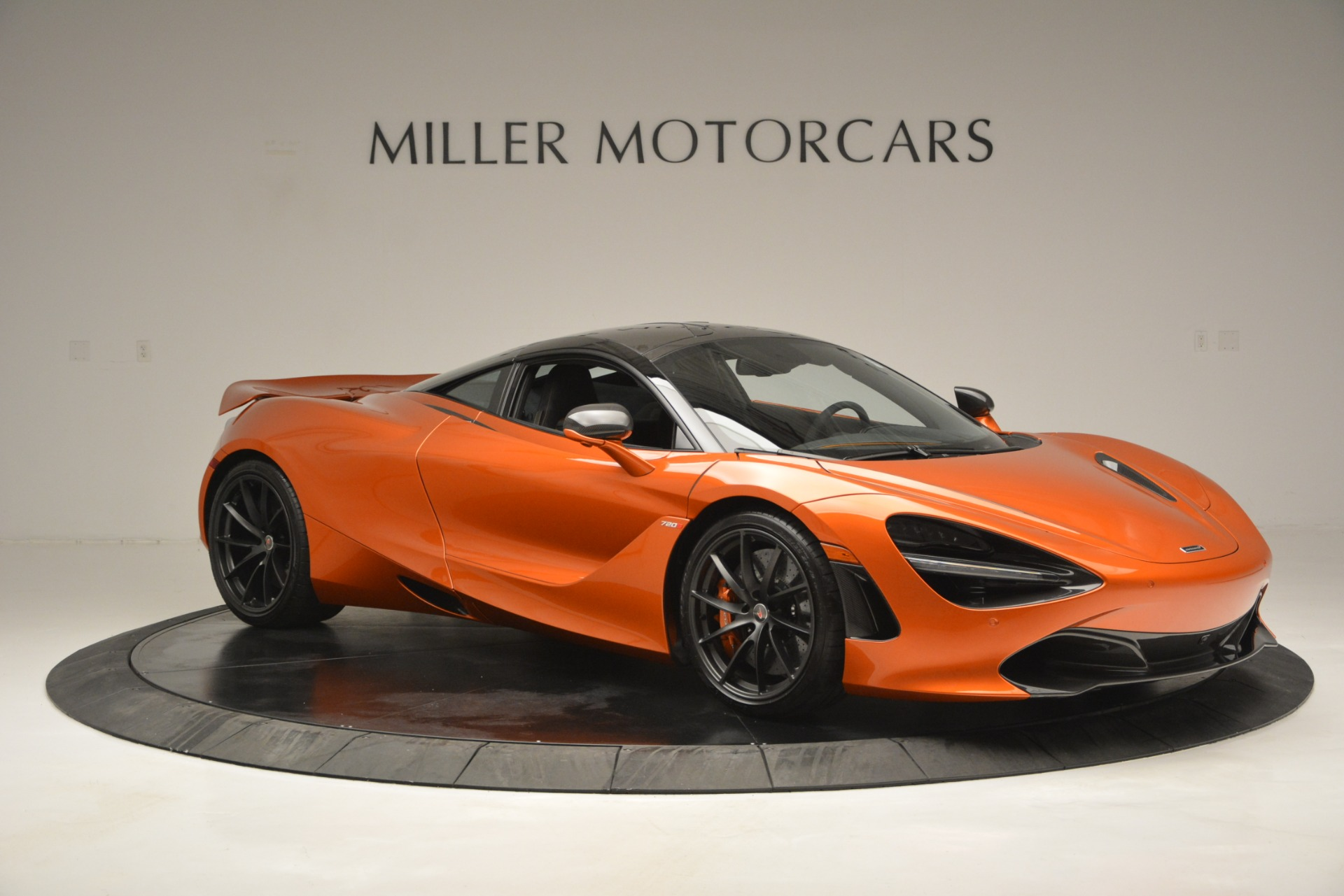Used 2018 McLaren 720S Coupe For Sale In Westport, CT 2870_p10