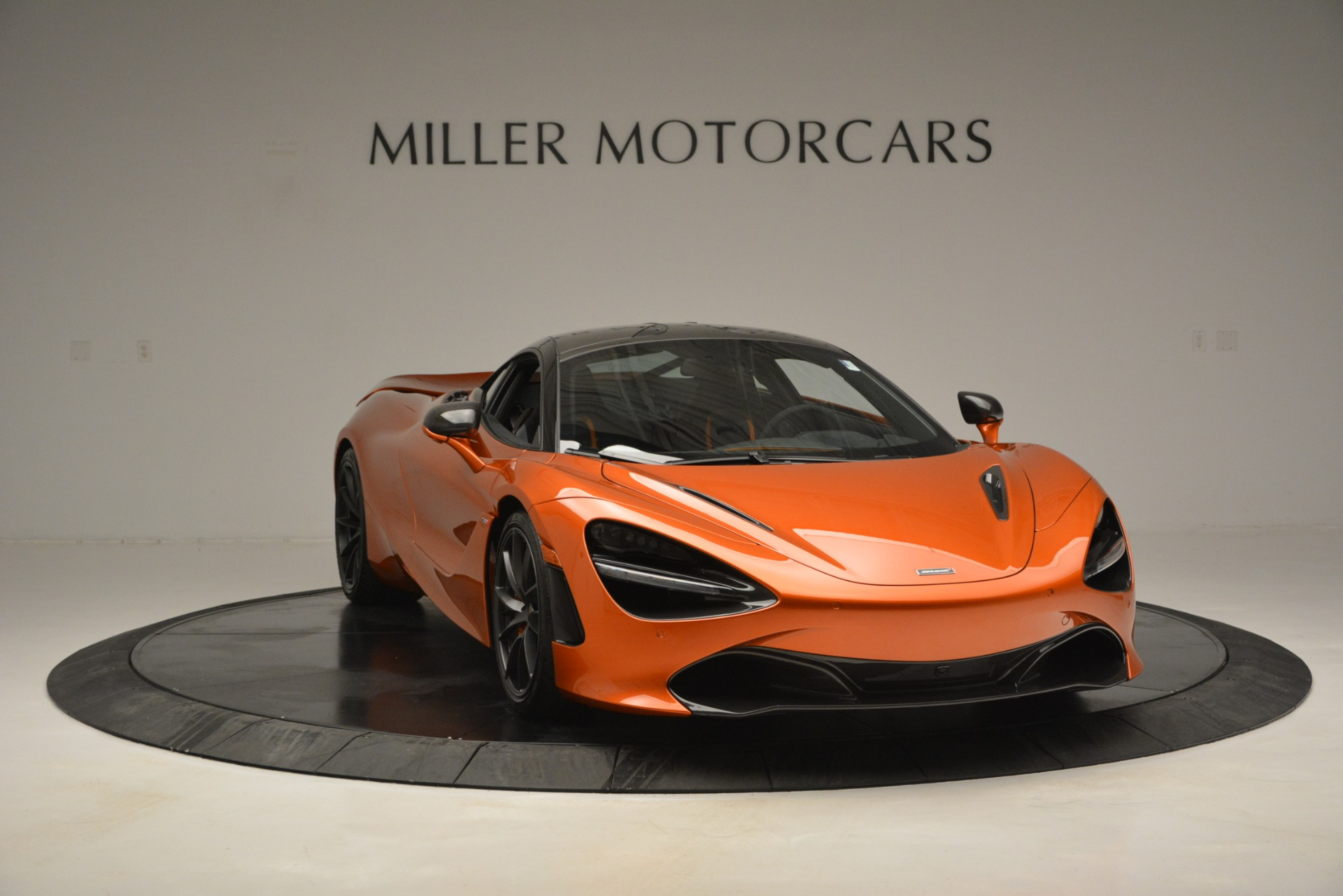 Used 2018 McLaren 720S Coupe For Sale In Westport, CT 2870_p11
