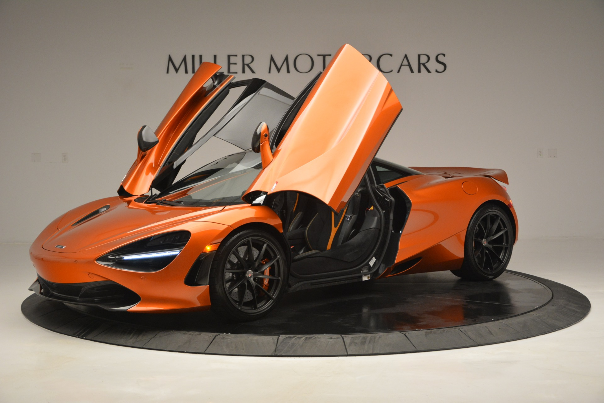 Used 2018 McLaren 720S Coupe For Sale In Westport, CT 2870_p14