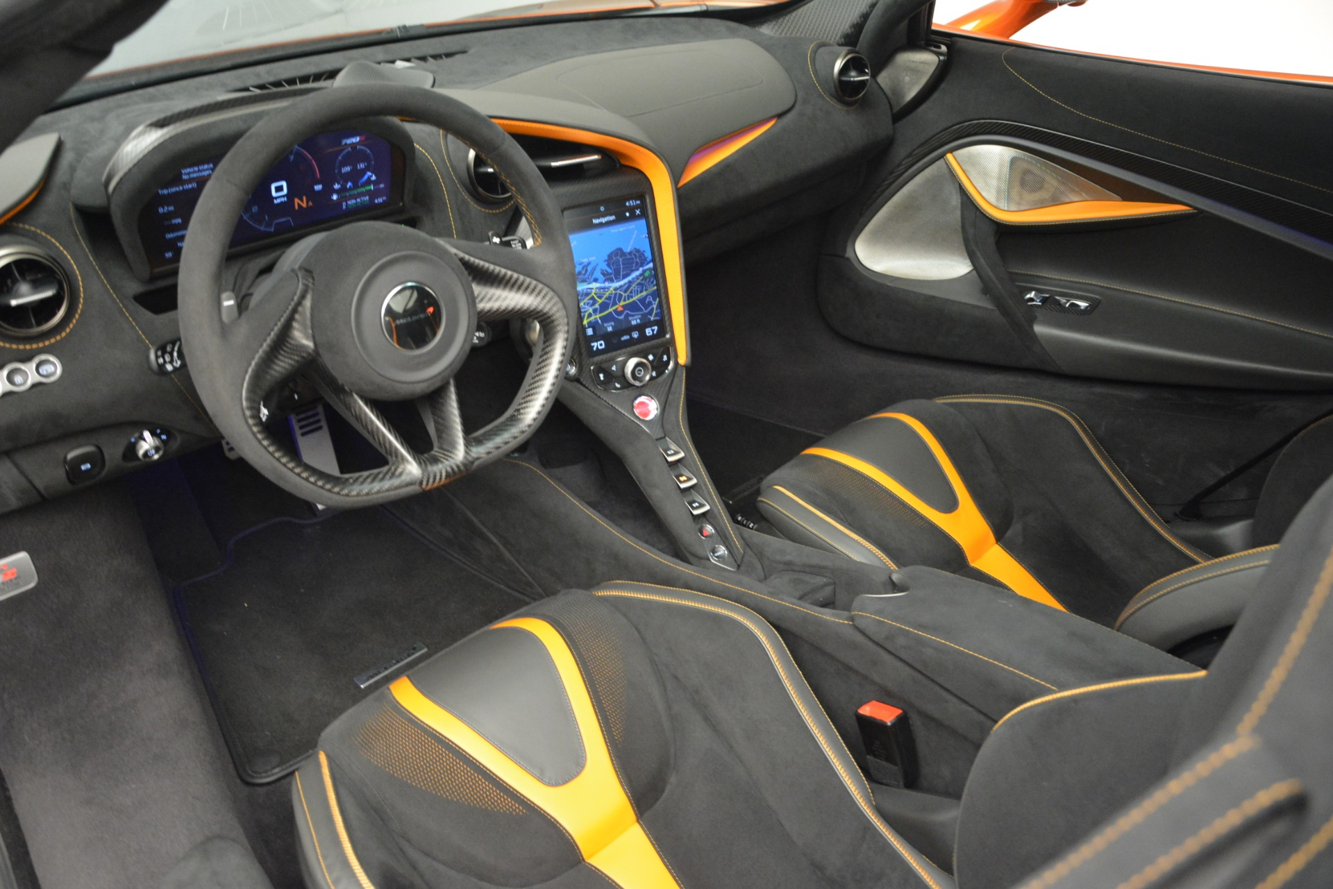 Used 2018 McLaren 720S Coupe For Sale In Westport, CT 2870_p17