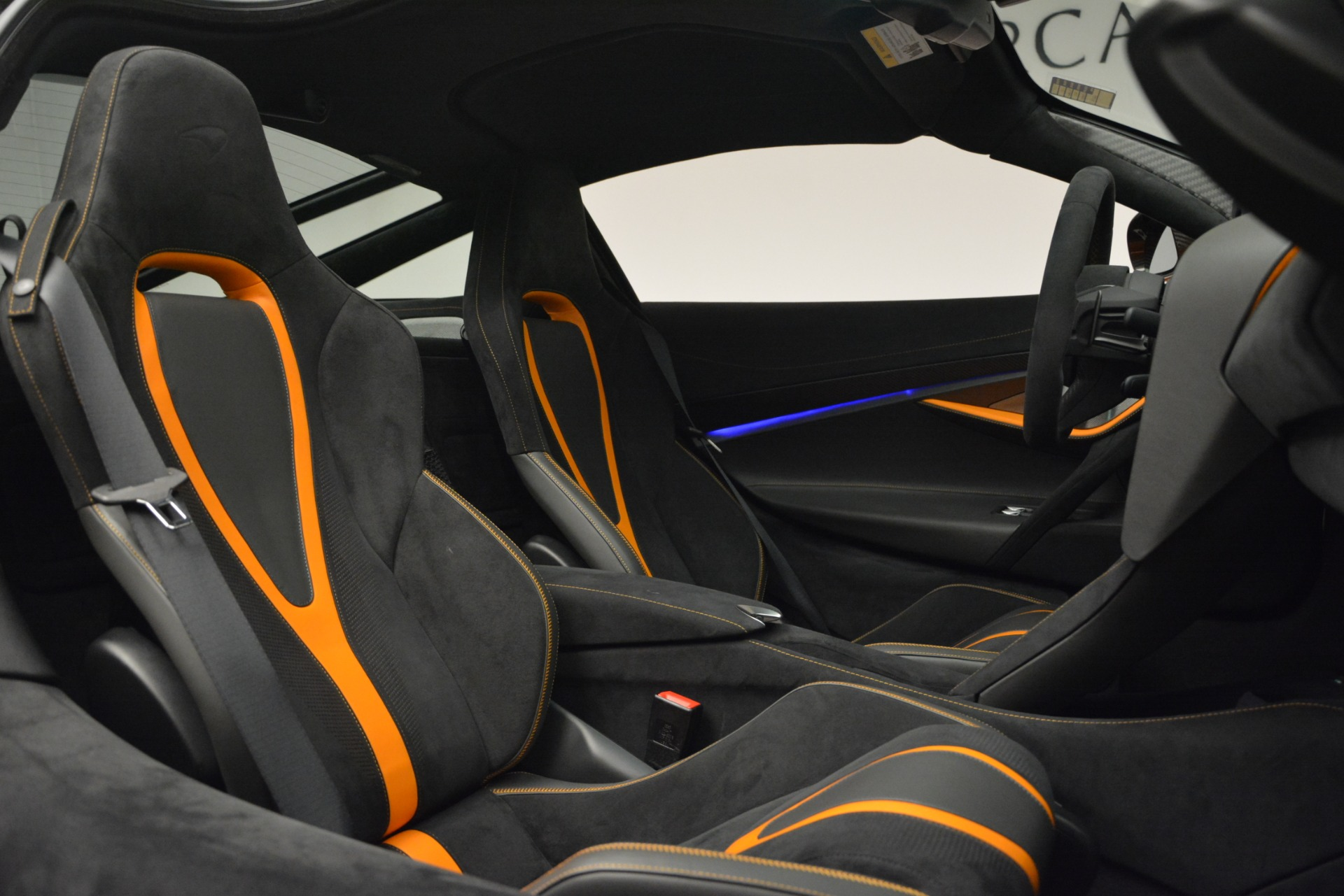 Used 2018 McLaren 720S Coupe For Sale In Westport, CT 2870_p22