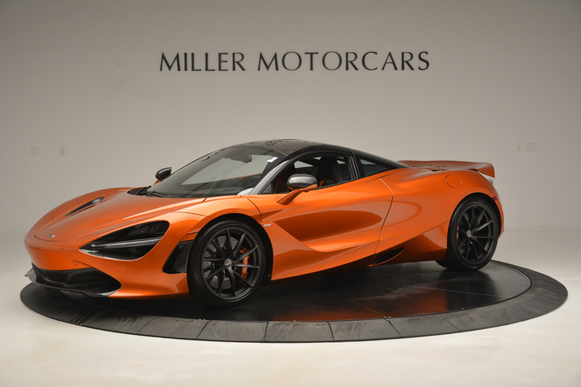 Used 2018 McLaren 720S Coupe For Sale In Westport, CT 2870_p2