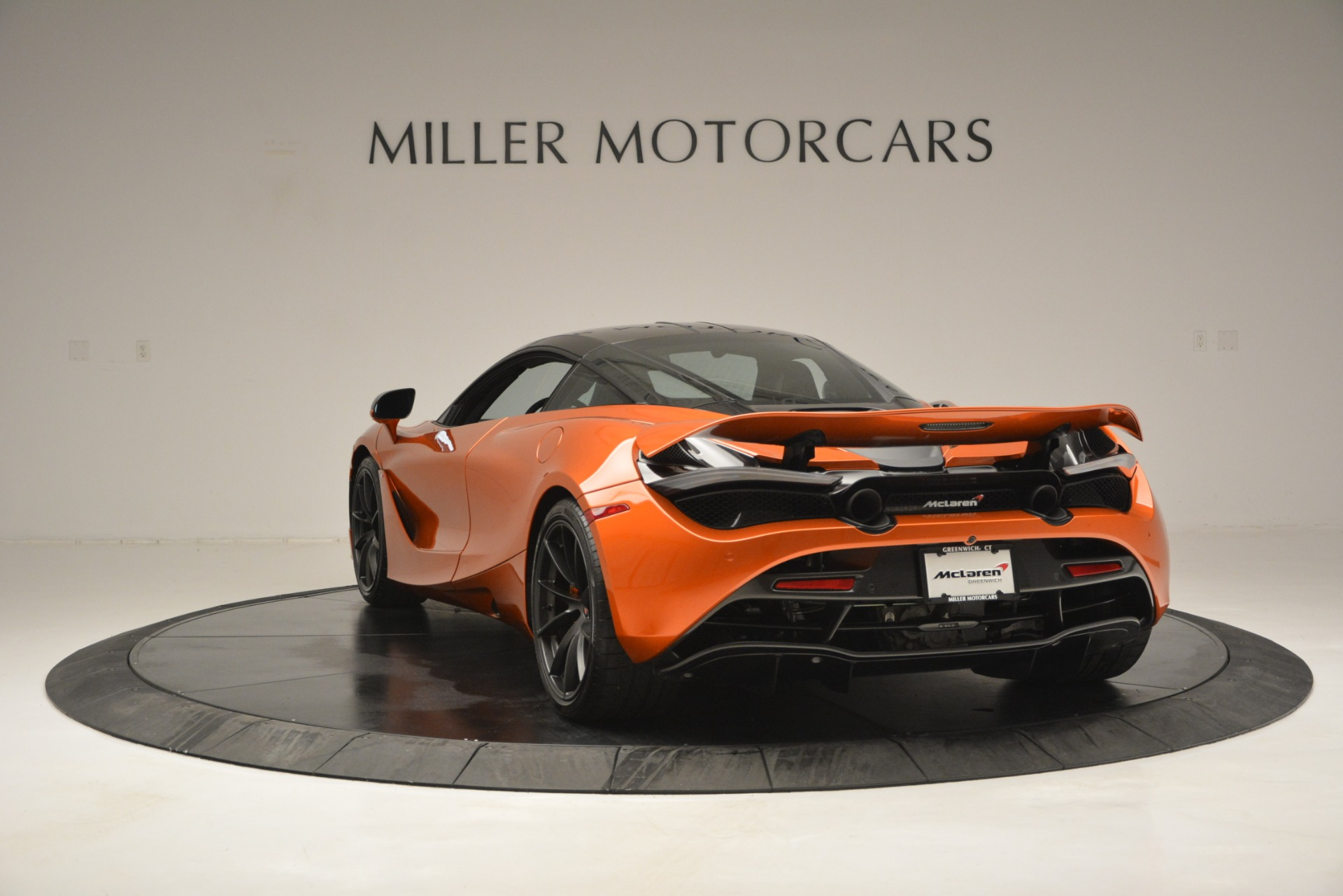 Used 2018 McLaren 720S Coupe For Sale In Westport, CT 2870_p5
