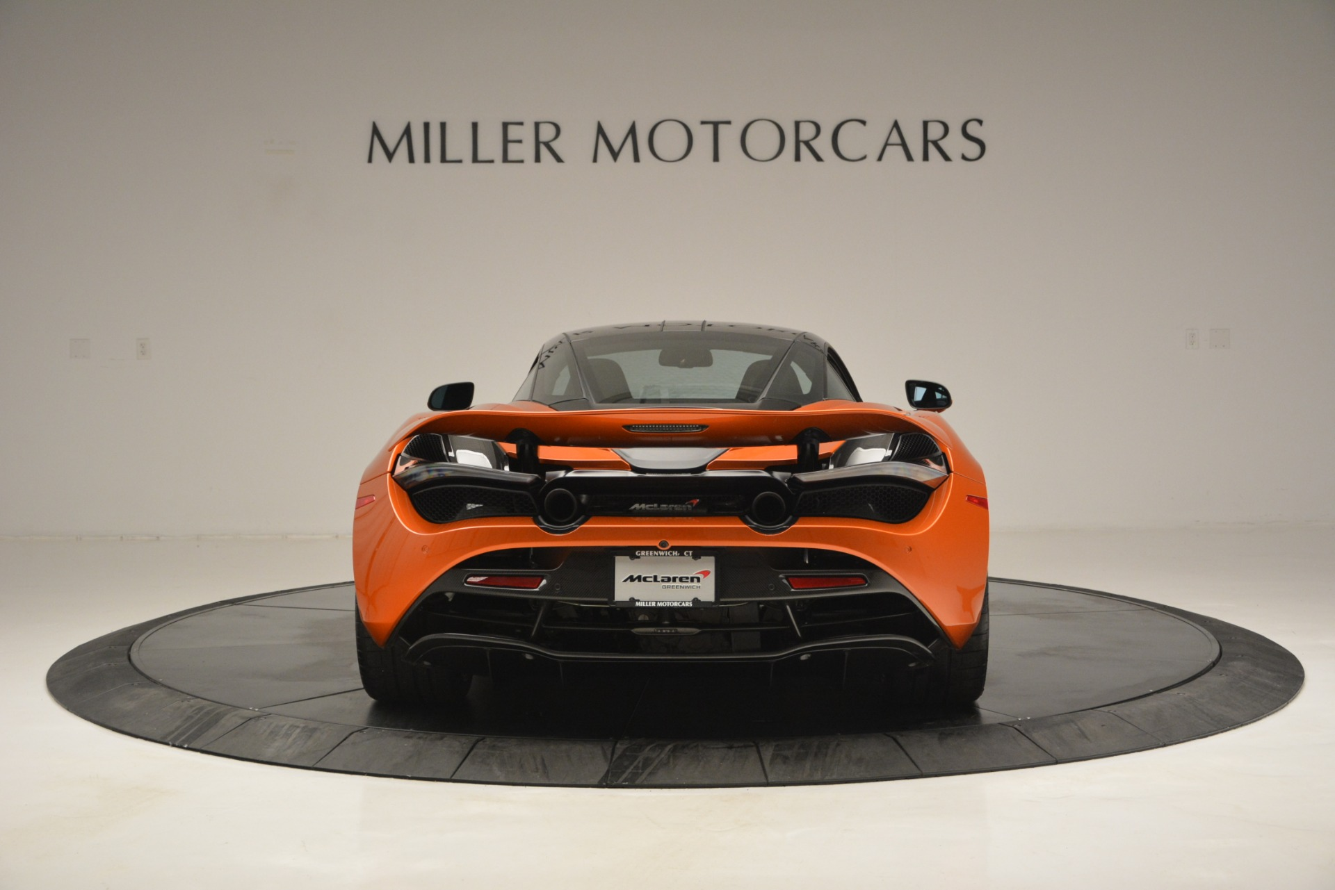 Used 2018 McLaren 720S Coupe For Sale In Westport, CT 2870_p6