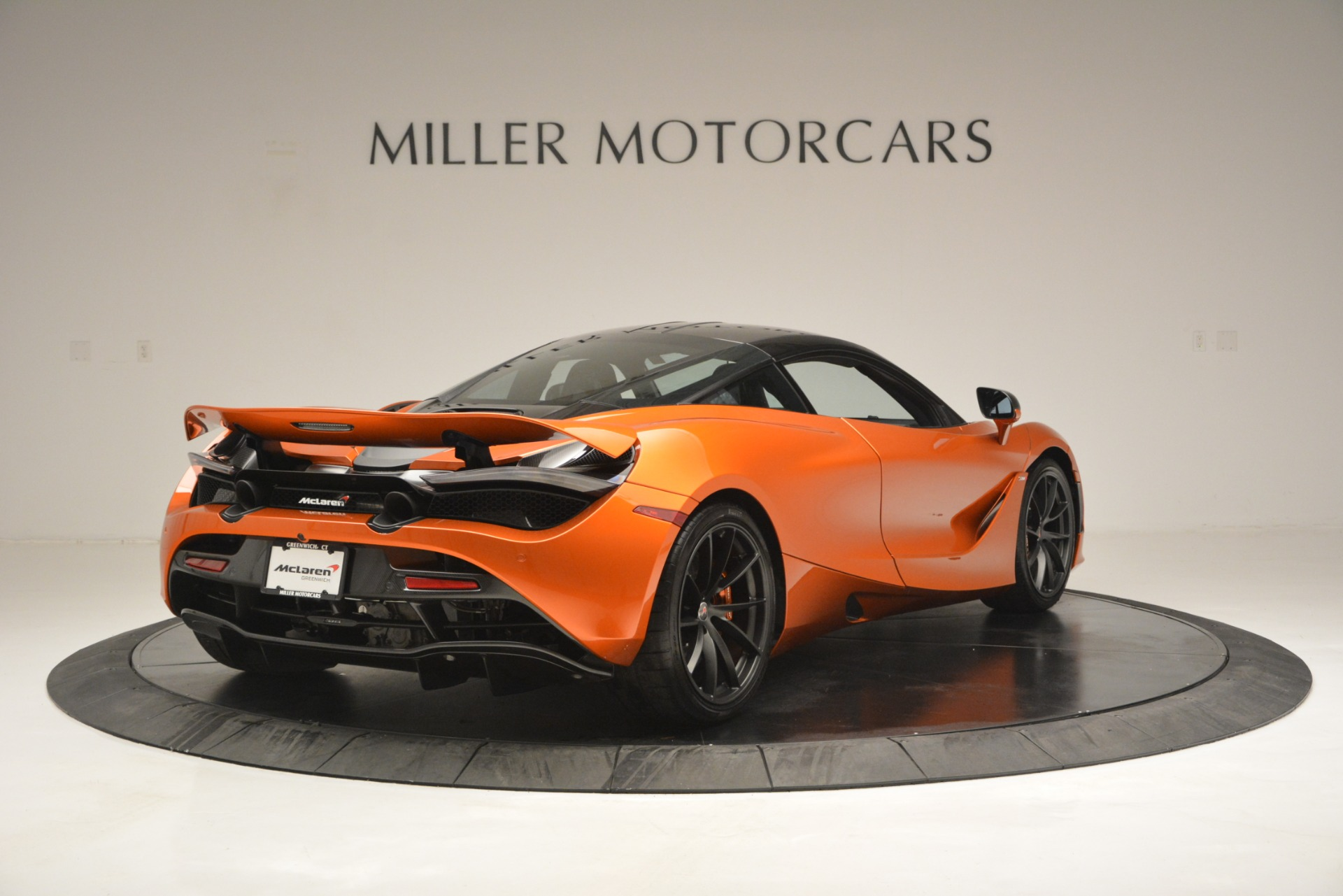 Used 2018 McLaren 720S Coupe For Sale In Westport, CT 2870_p7