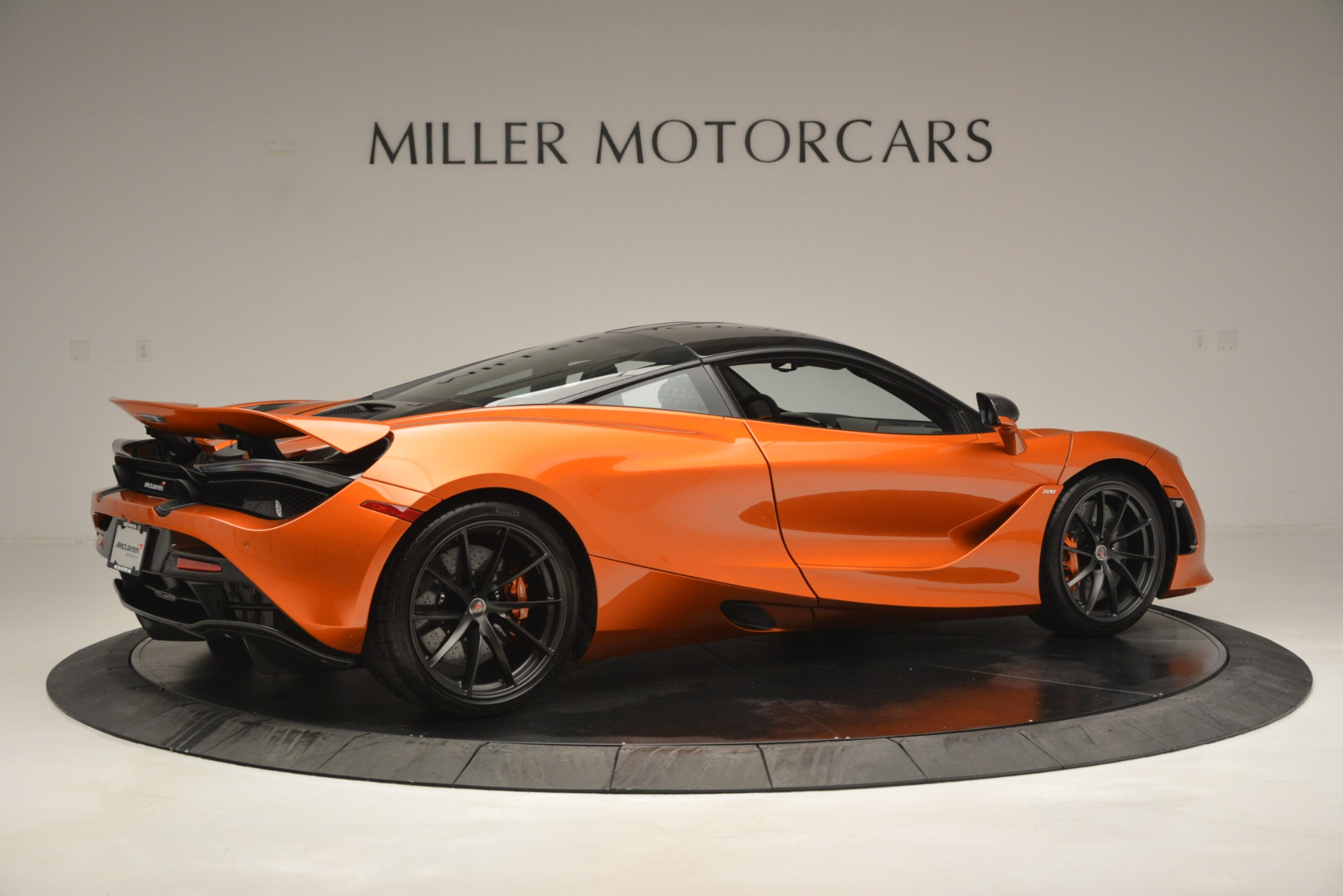 Used 2018 McLaren 720S Coupe For Sale In Westport, CT 2870_p8