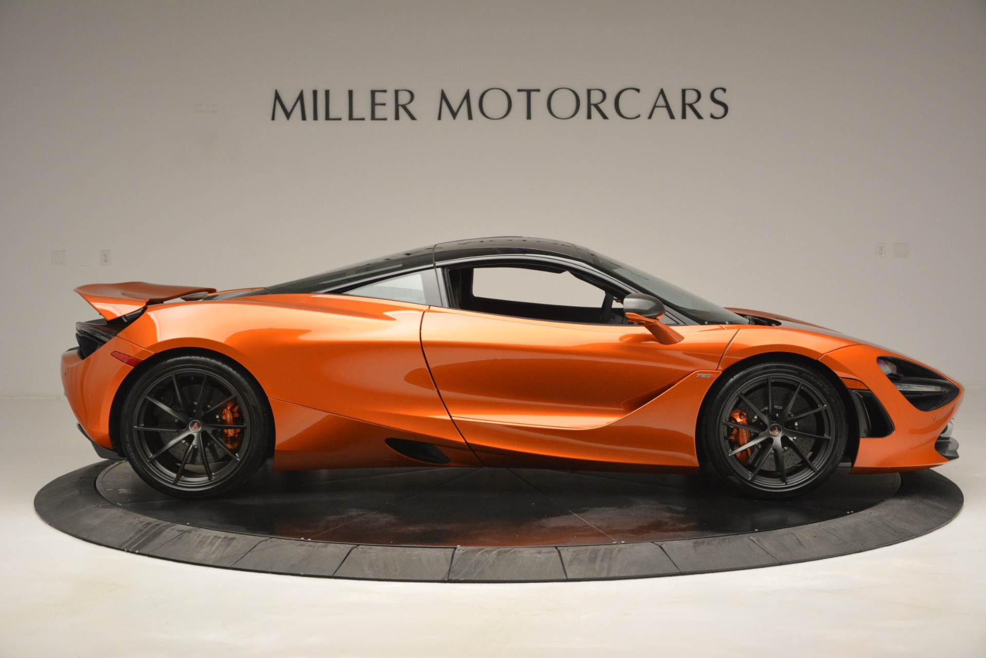 Used 2018 McLaren 720S Coupe For Sale In Westport, CT 2870_p9