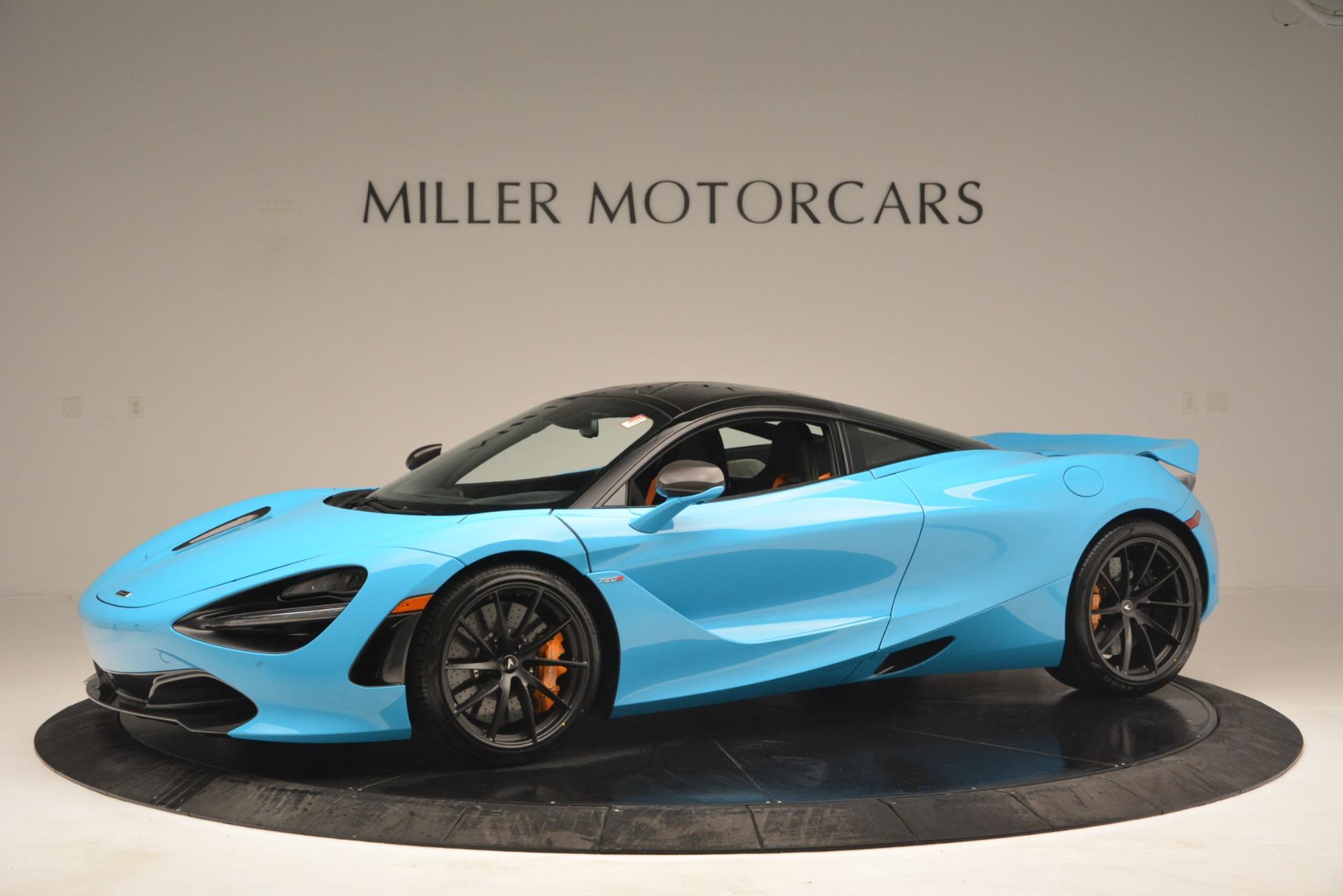 New 2019 McLaren 720S Coupe For Sale In Westport, CT 2871_p2