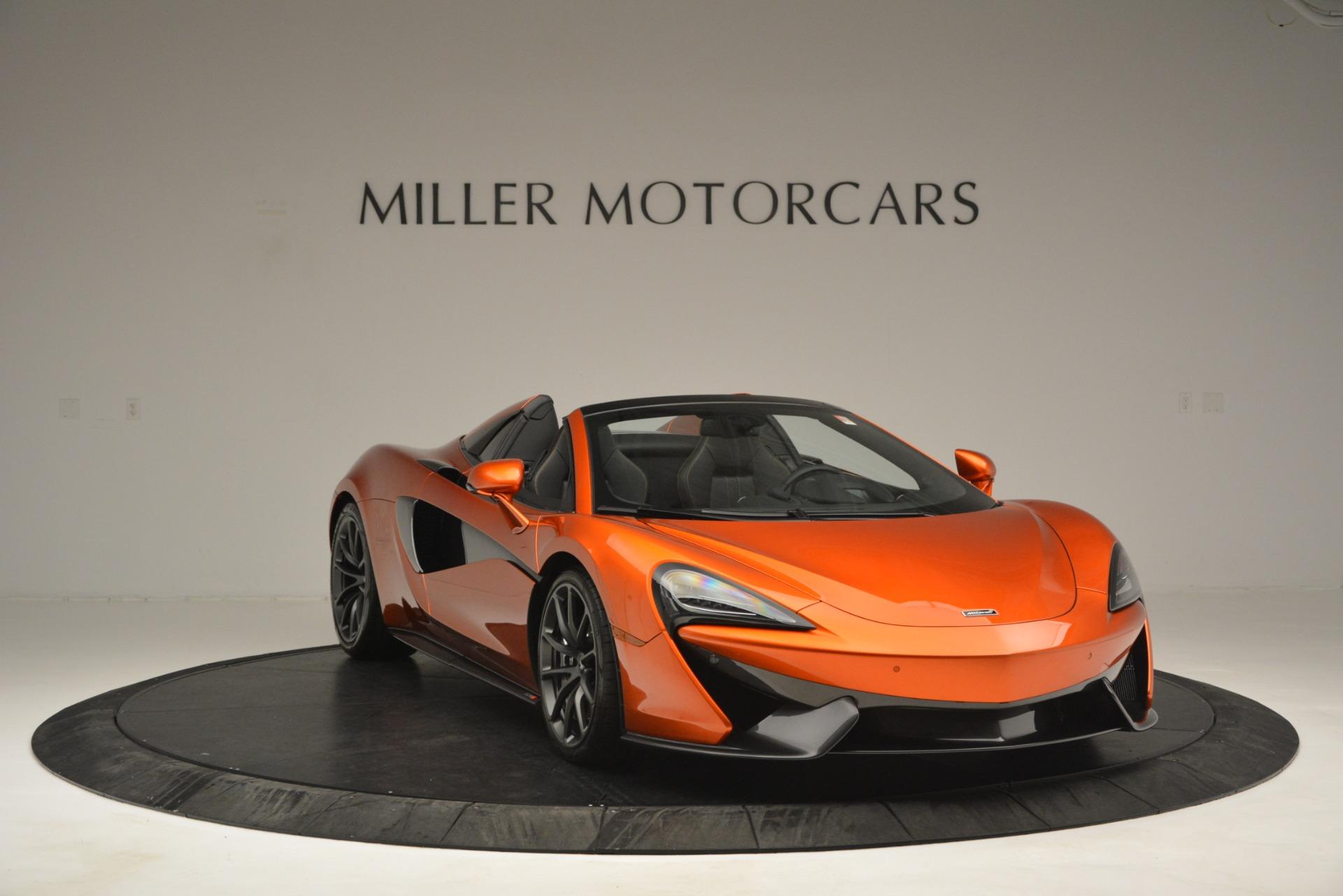 New 2019 McLaren 570S Spider Convertible For Sale In Westport, CT 2872_p11