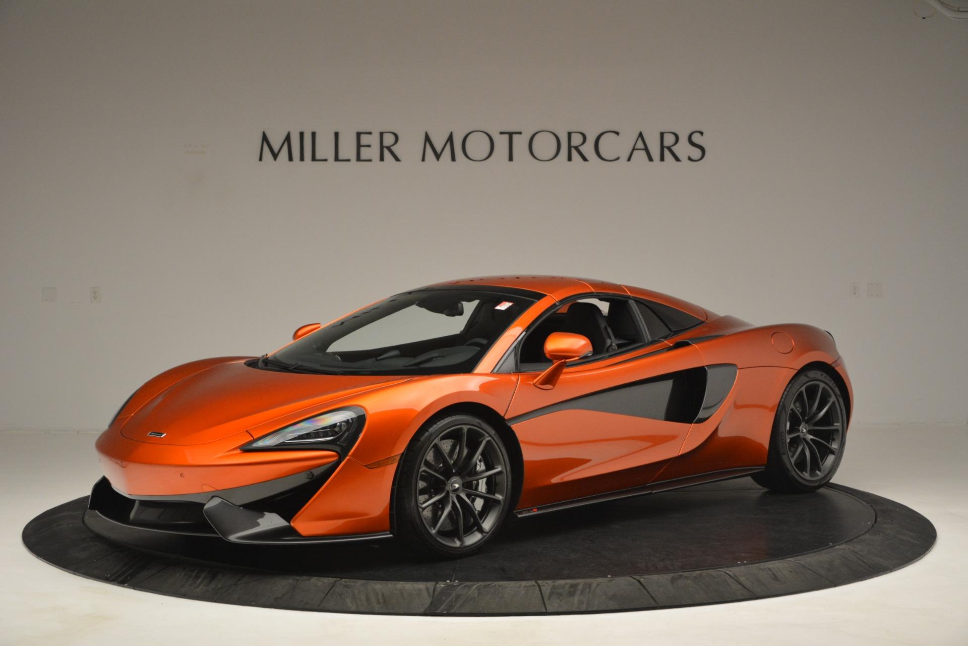 New 2019 McLaren 570S Spider Convertible For Sale In Westport, CT 2872_p15