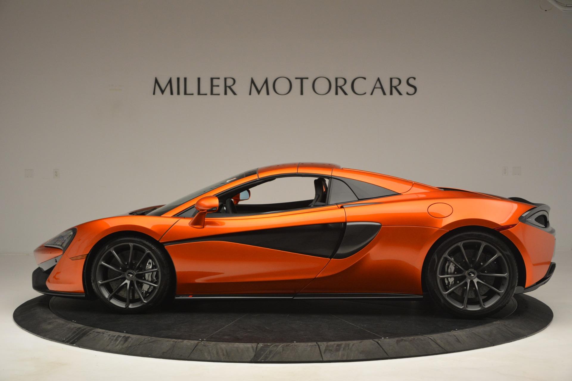 New 2019 McLaren 570S Spider Convertible For Sale In Westport, CT 2872_p16