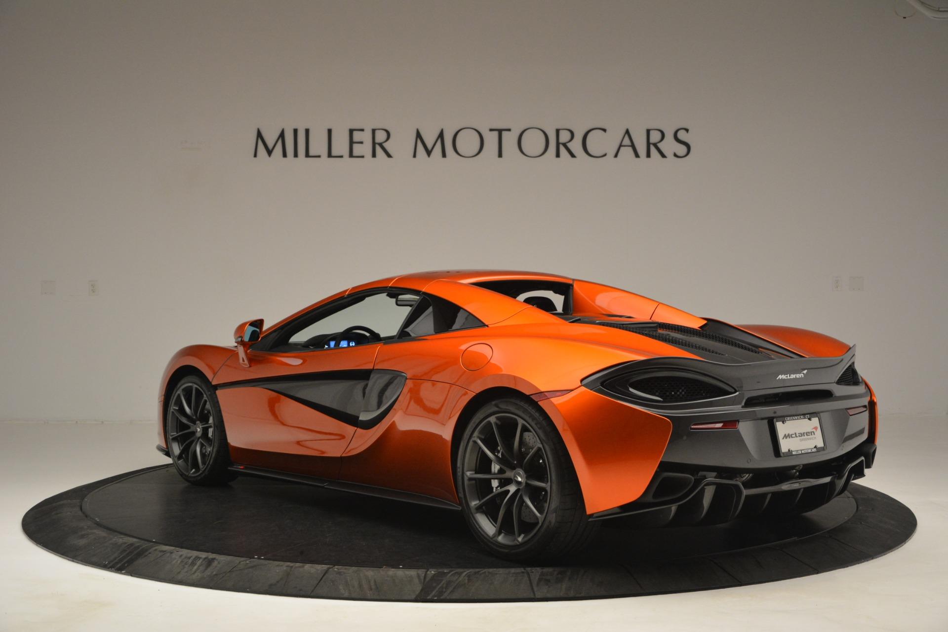 New 2019 McLaren 570S Spider Convertible For Sale In Westport, CT 2872_p17