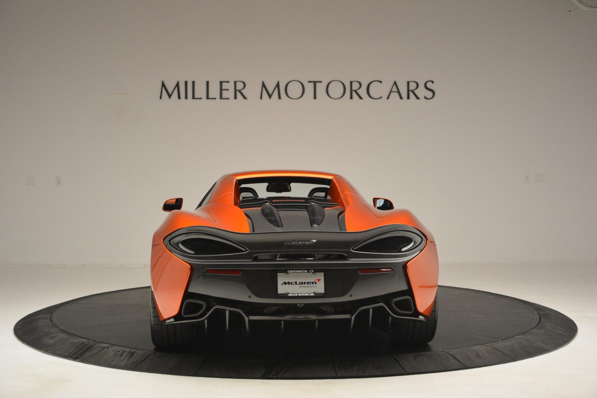 New 2019 McLaren 570S Spider Convertible For Sale In Westport, CT 2872_p18