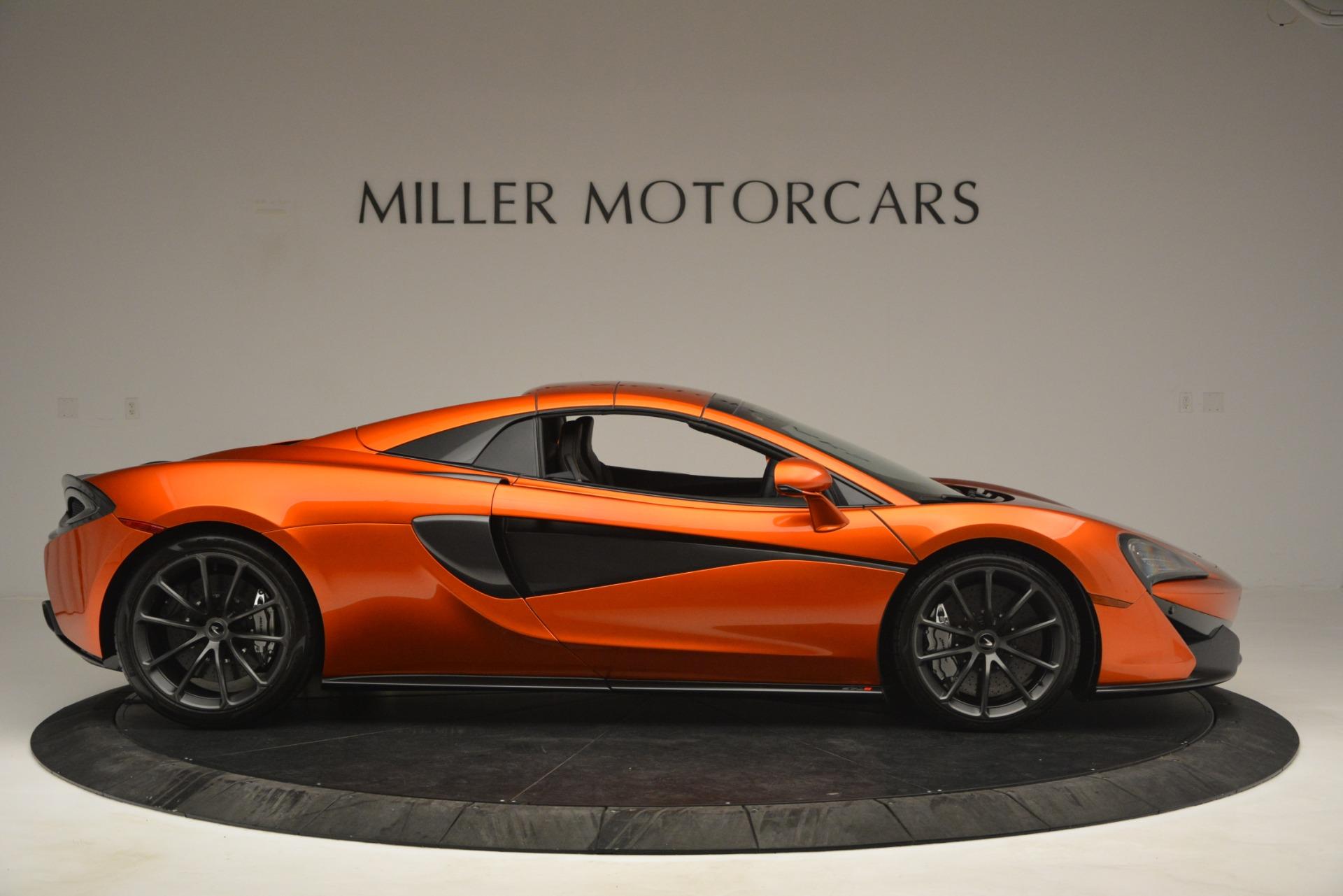 New 2019 McLaren 570S Spider Convertible For Sale In Westport, CT 2872_p20
