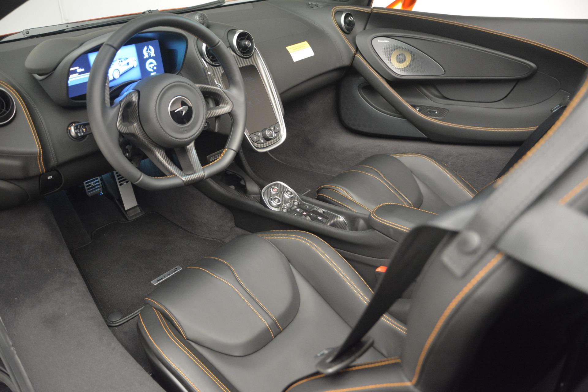New 2019 McLaren 570S Spider Convertible For Sale In Westport, CT 2872_p23