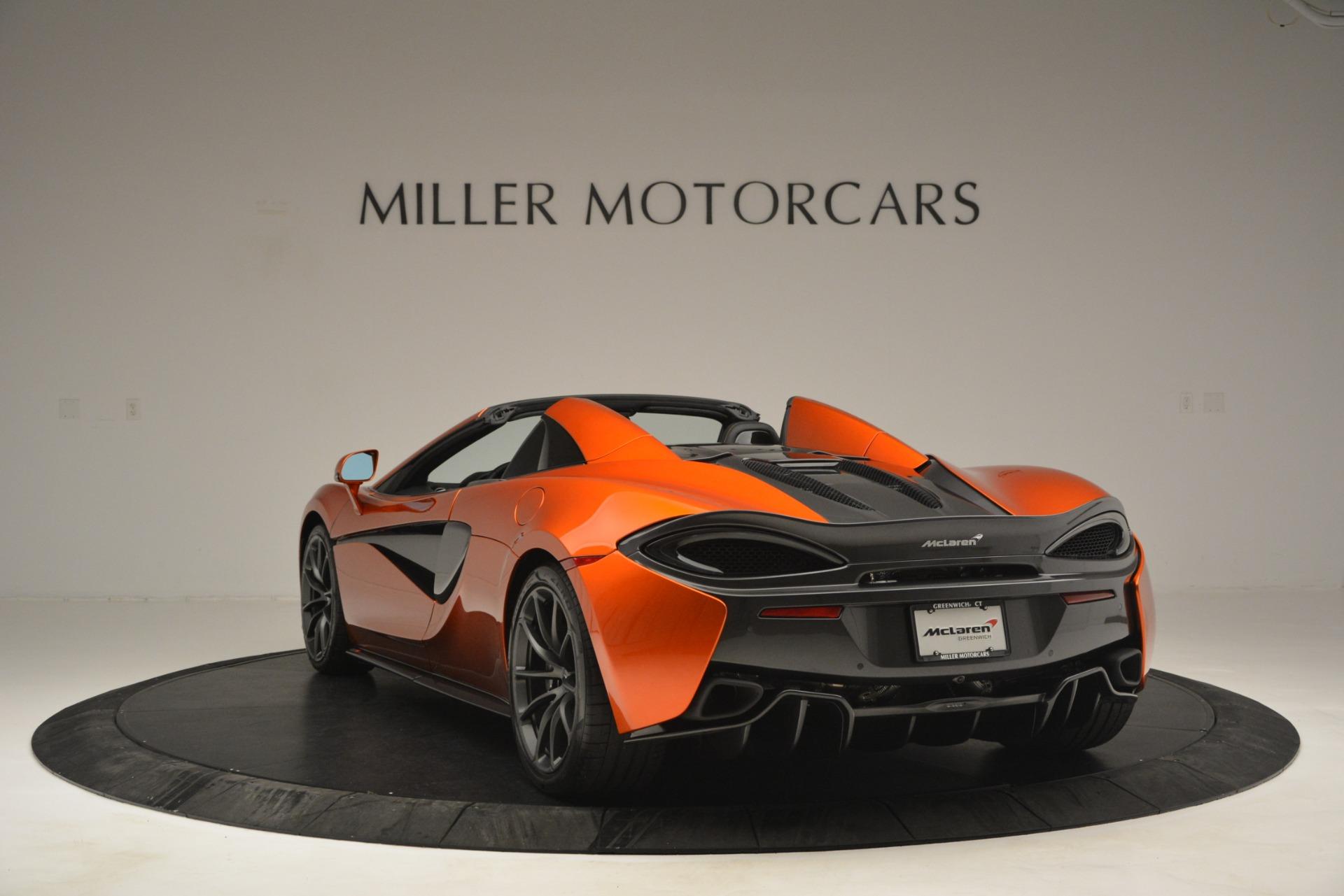 New 2019 McLaren 570S Spider Convertible For Sale In Westport, CT 2872_p5