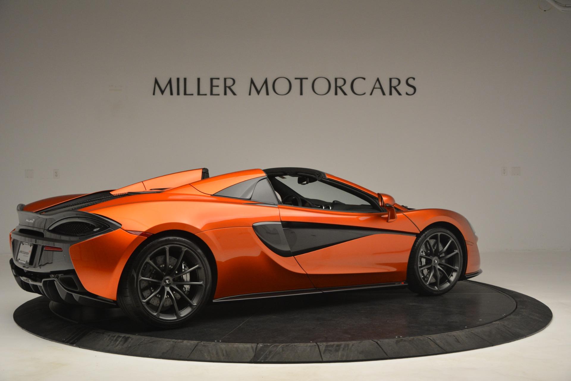 New 2019 McLaren 570S Spider Convertible For Sale In Westport, CT 2872_p8