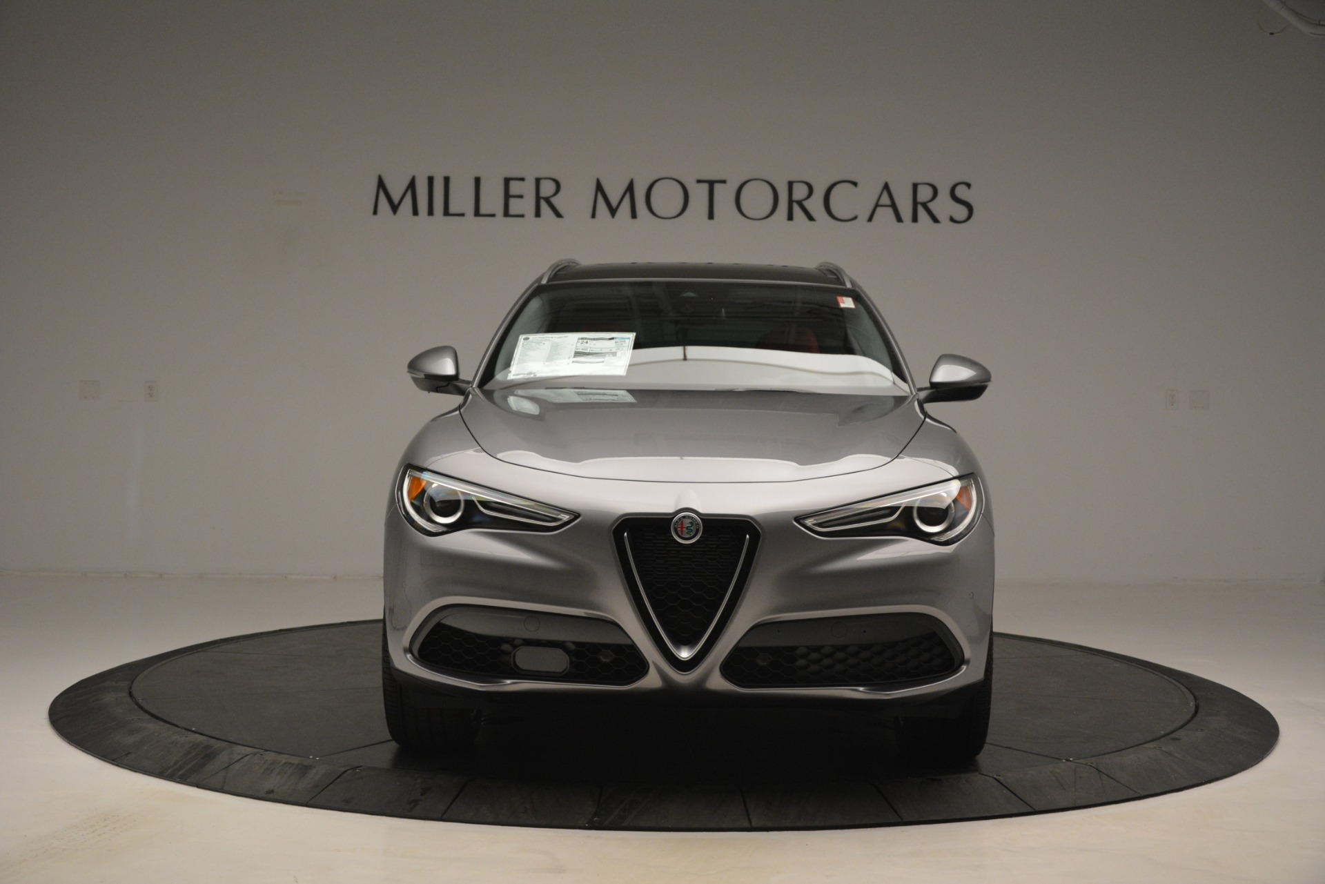 New 2019 Alfa Romeo Stelvio Ti Lusso Q4 For Sale In Westport, CT 2873_p12