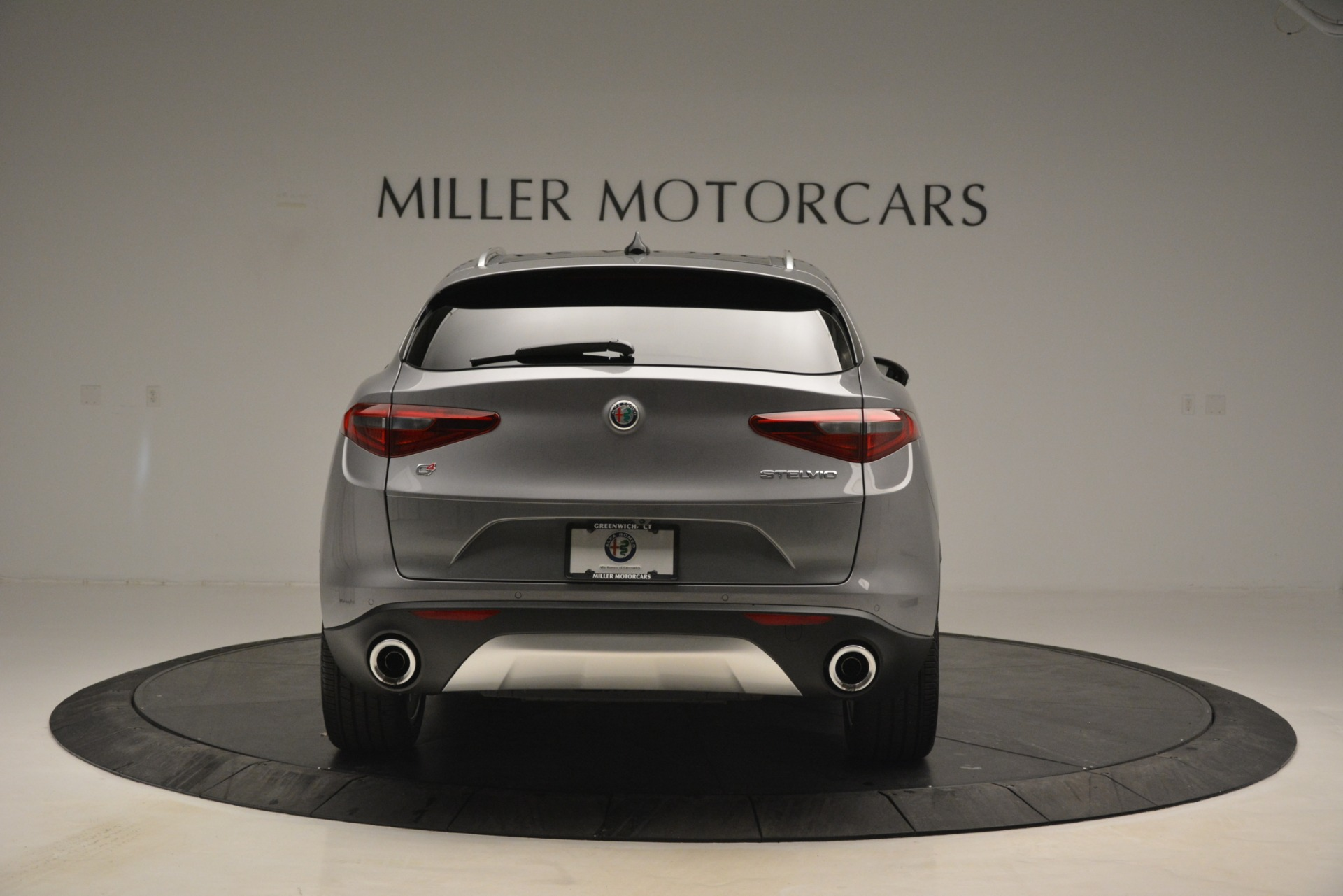 New 2019 Alfa Romeo Stelvio Ti Lusso Q4 For Sale In Westport, CT 2873_p6