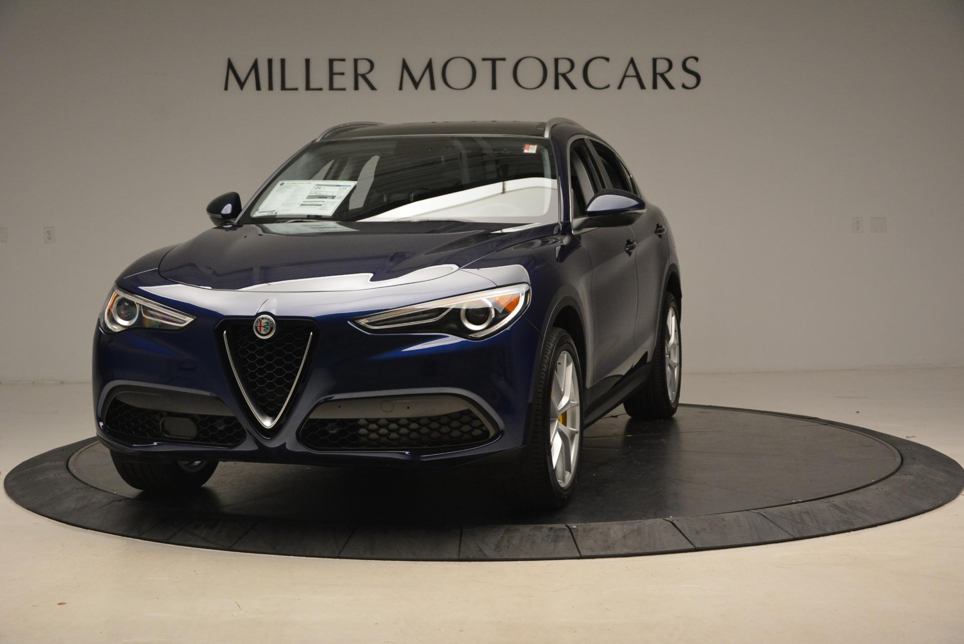 New 2019 Alfa Romeo Stelvio Ti Q4 For Sale In Westport, CT 2876_main