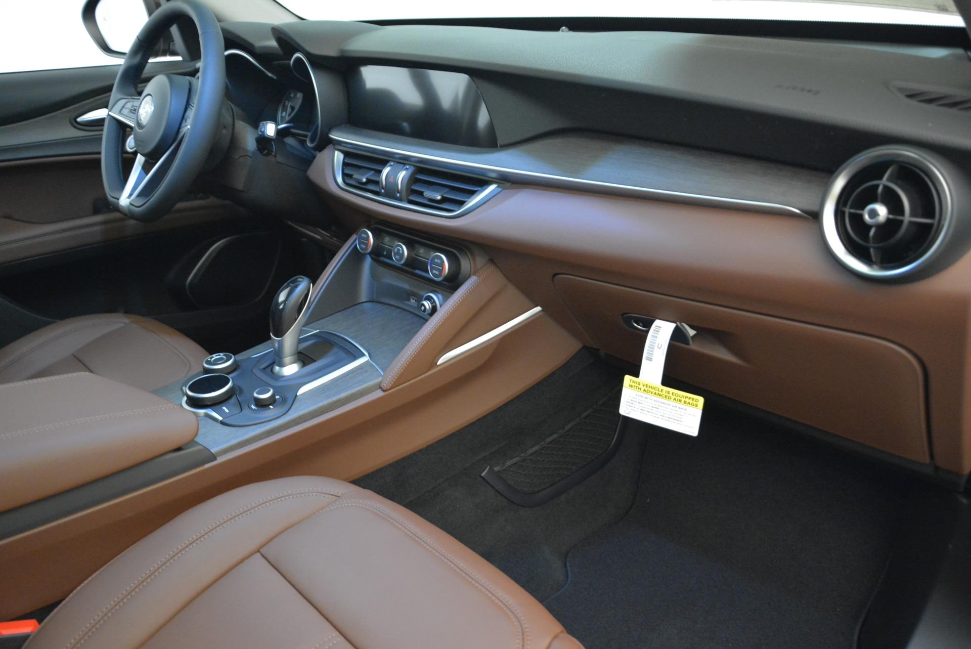 New 2019 Alfa Romeo Stelvio Ti Q4 For Sale In Westport, CT 2877_p15