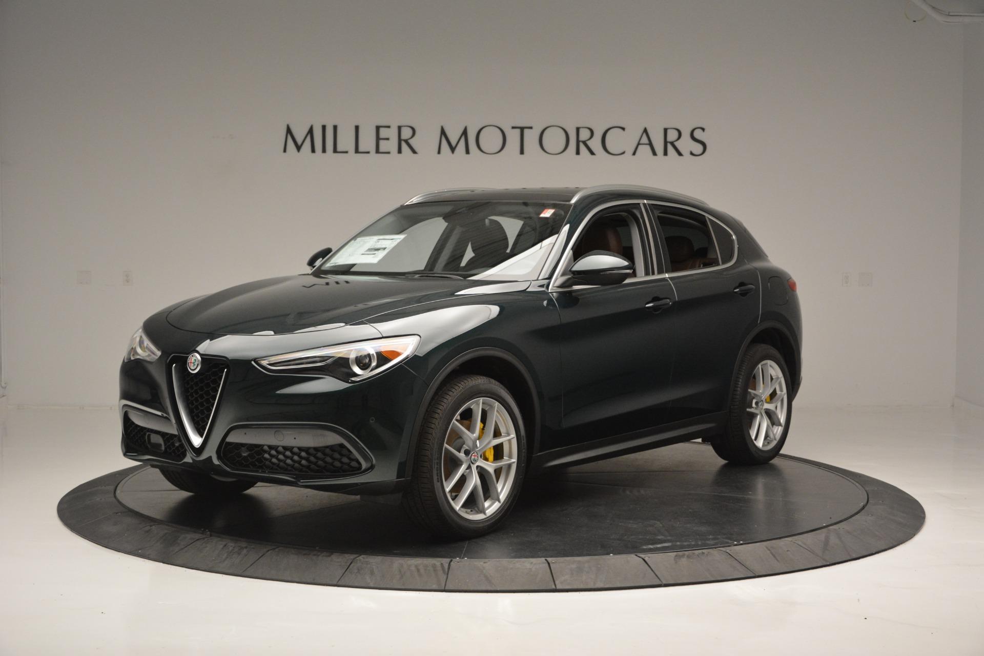 New 2019 Alfa Romeo Stelvio Ti Q4 For Sale In Westport, CT 2877_p2