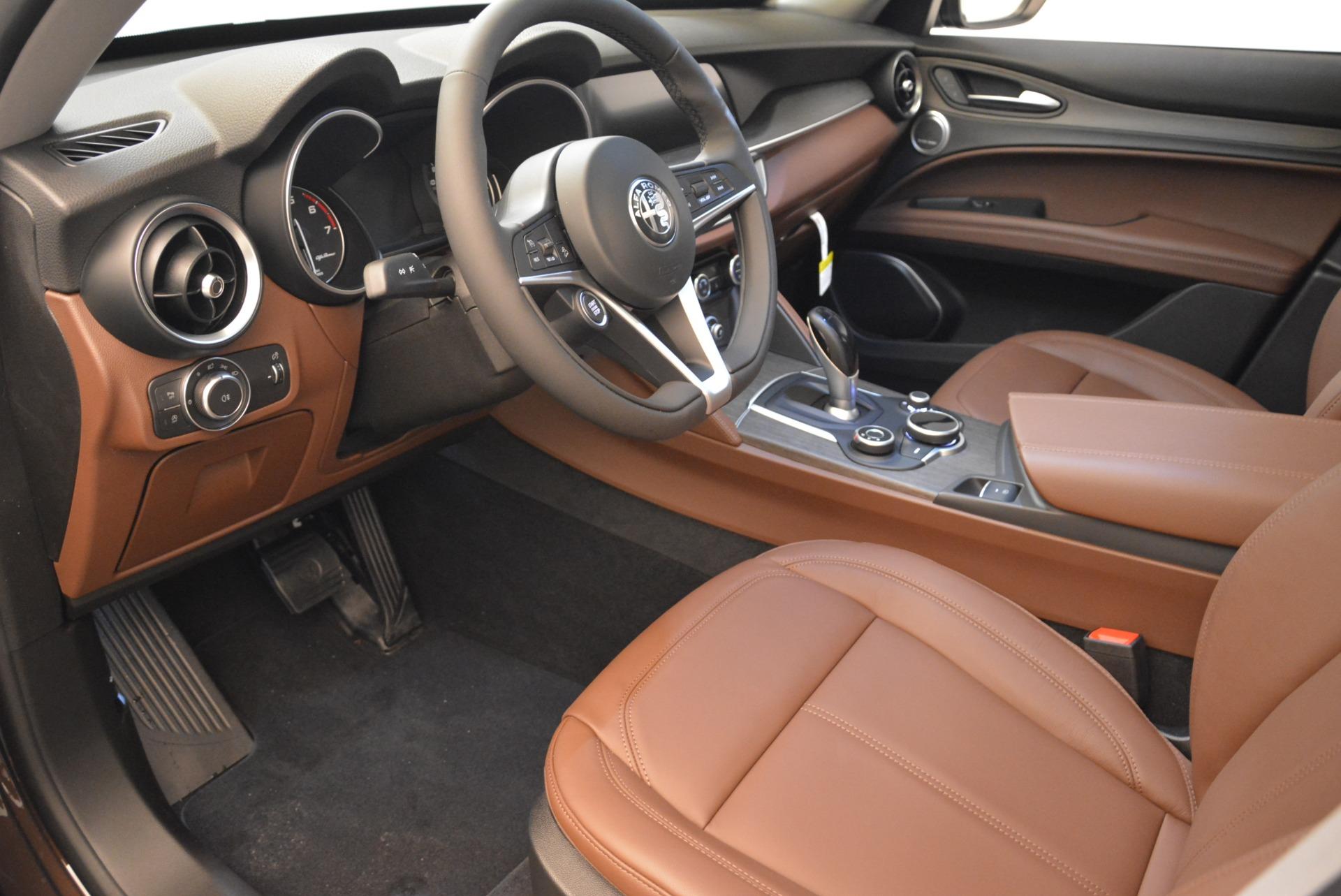 New 2019 Alfa Romeo Stelvio Ti Q4 For Sale In Westport, CT 2877_p9
