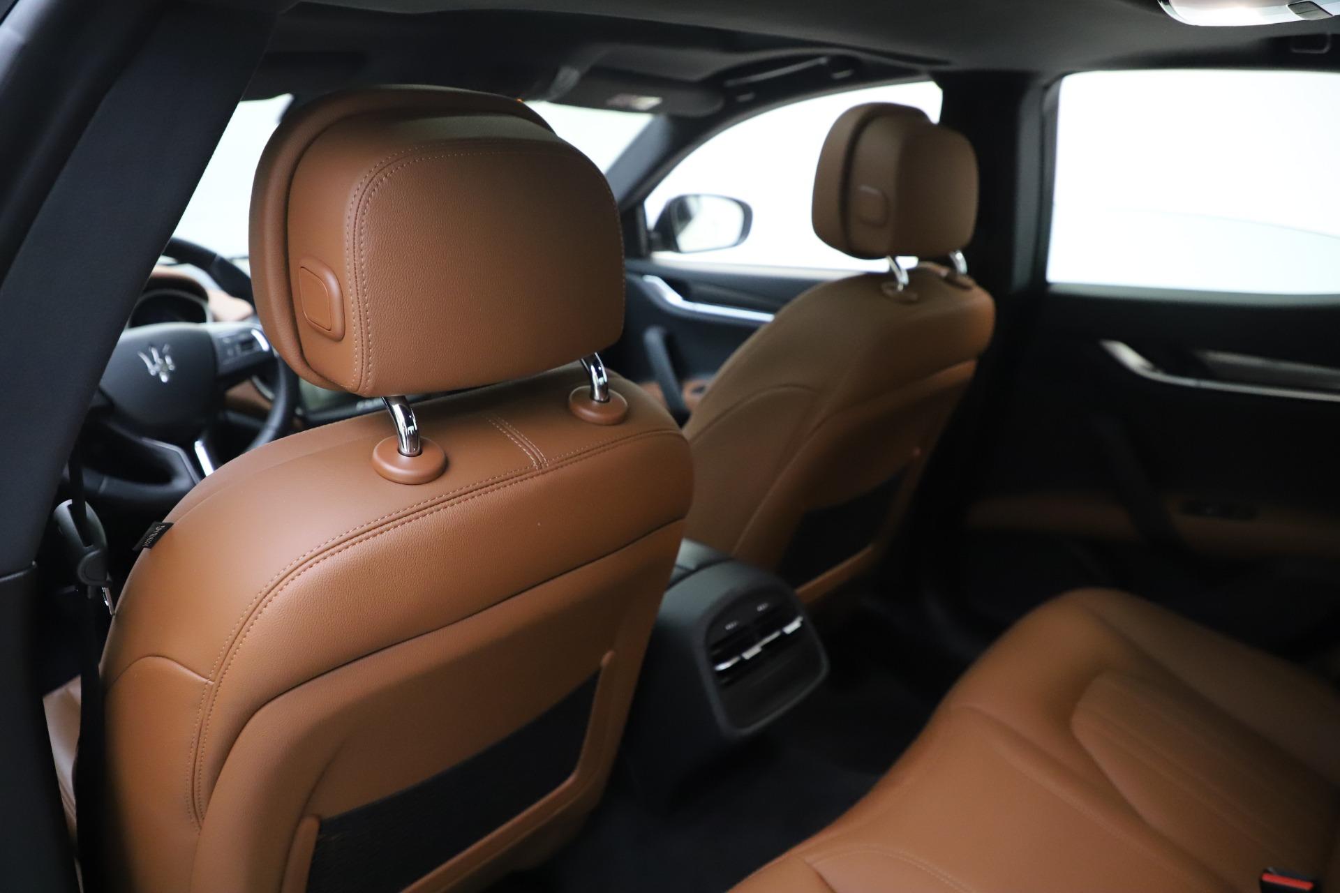 New 2019 Maserati Ghibli S Q4 For Sale In Westport, CT 2879_p20