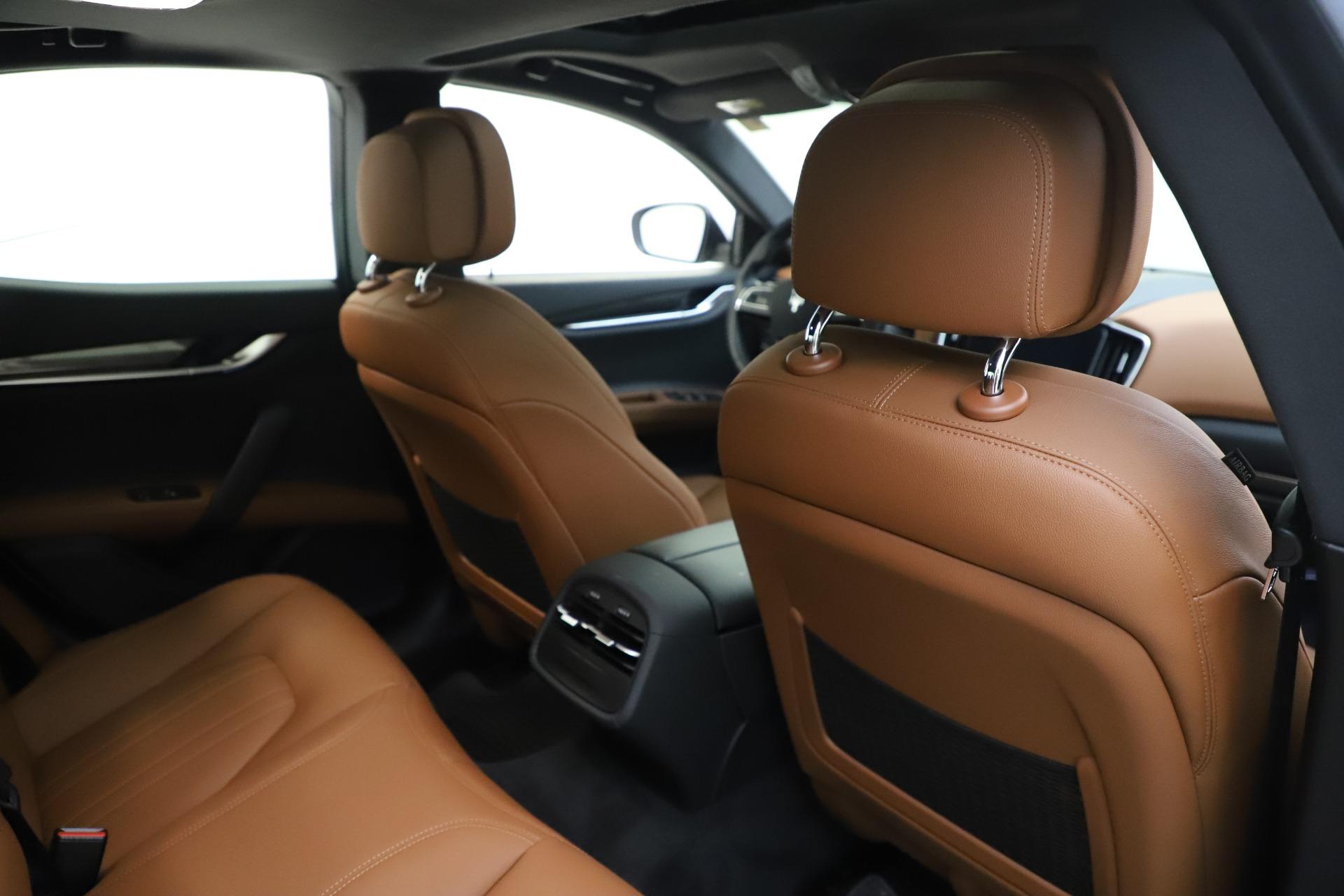 New 2019 Maserati Ghibli S Q4 For Sale In Westport, CT 2879_p28