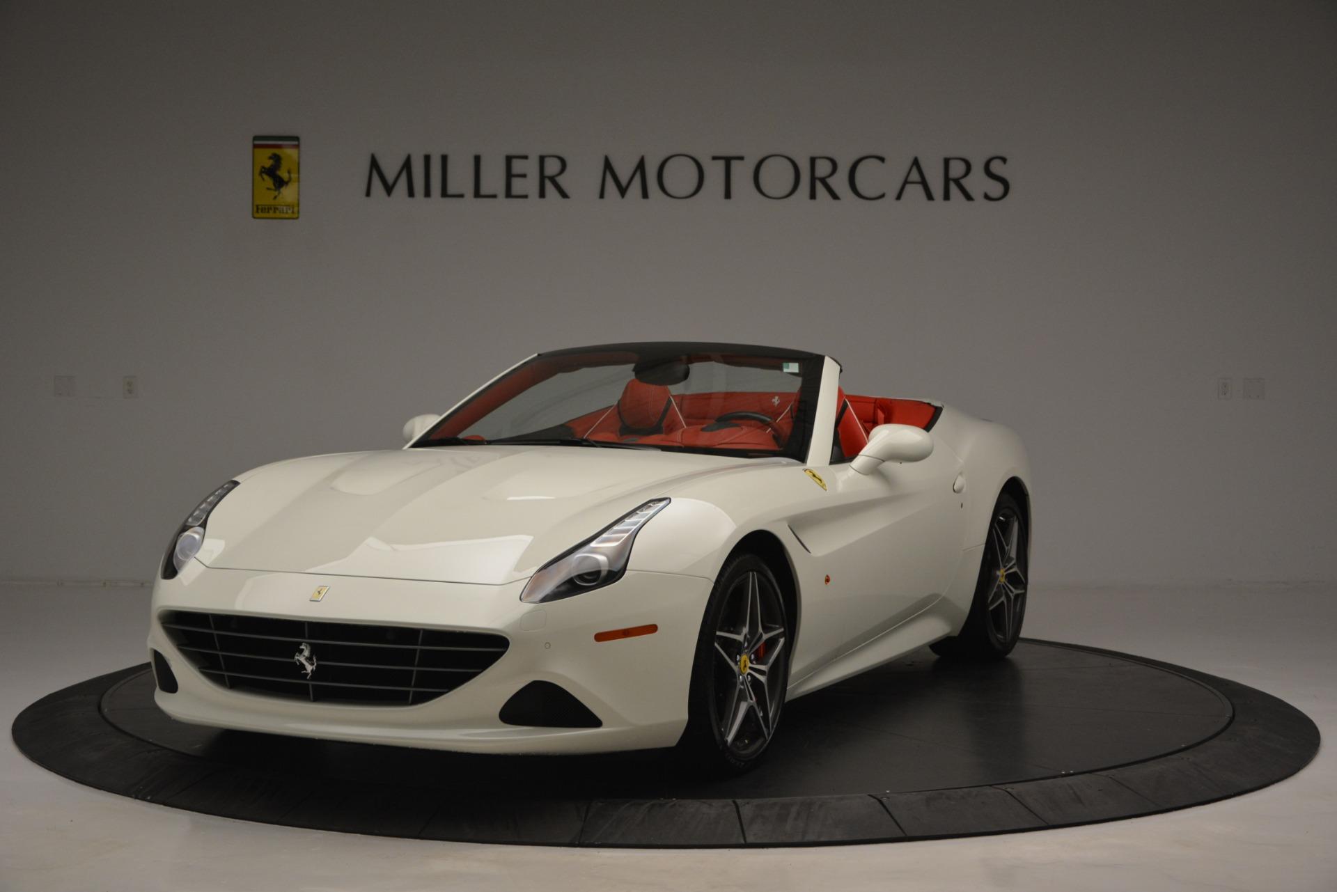Used 2017 Ferrari California T Handling Speciale For Sale In Westport, CT 2881_main