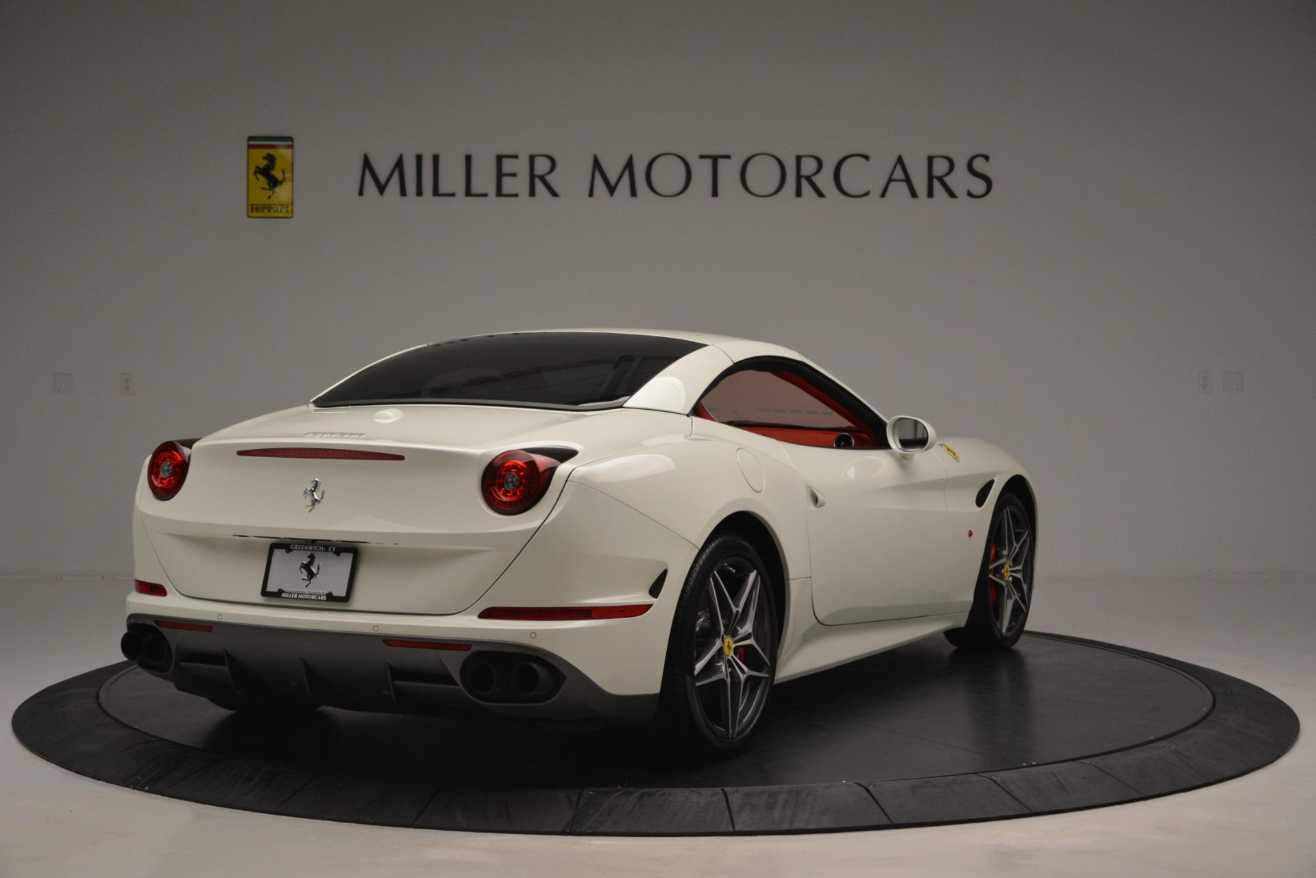 Used 2017 Ferrari California T Handling Speciale For Sale In Westport, CT 2881_p19