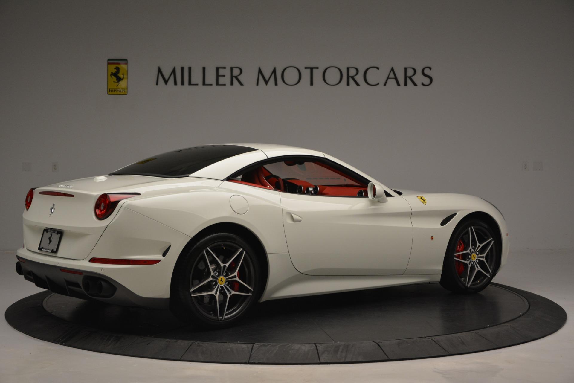 Used 2017 Ferrari California T Handling Speciale For Sale In Westport, CT 2881_p20