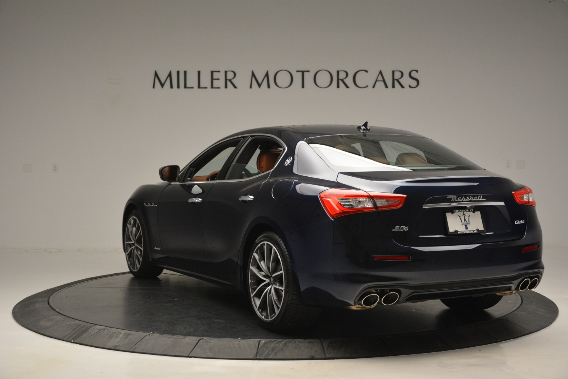 New 2019 Maserati Ghibli S Q4 GranLusso For Sale In Westport, CT 2882_p7