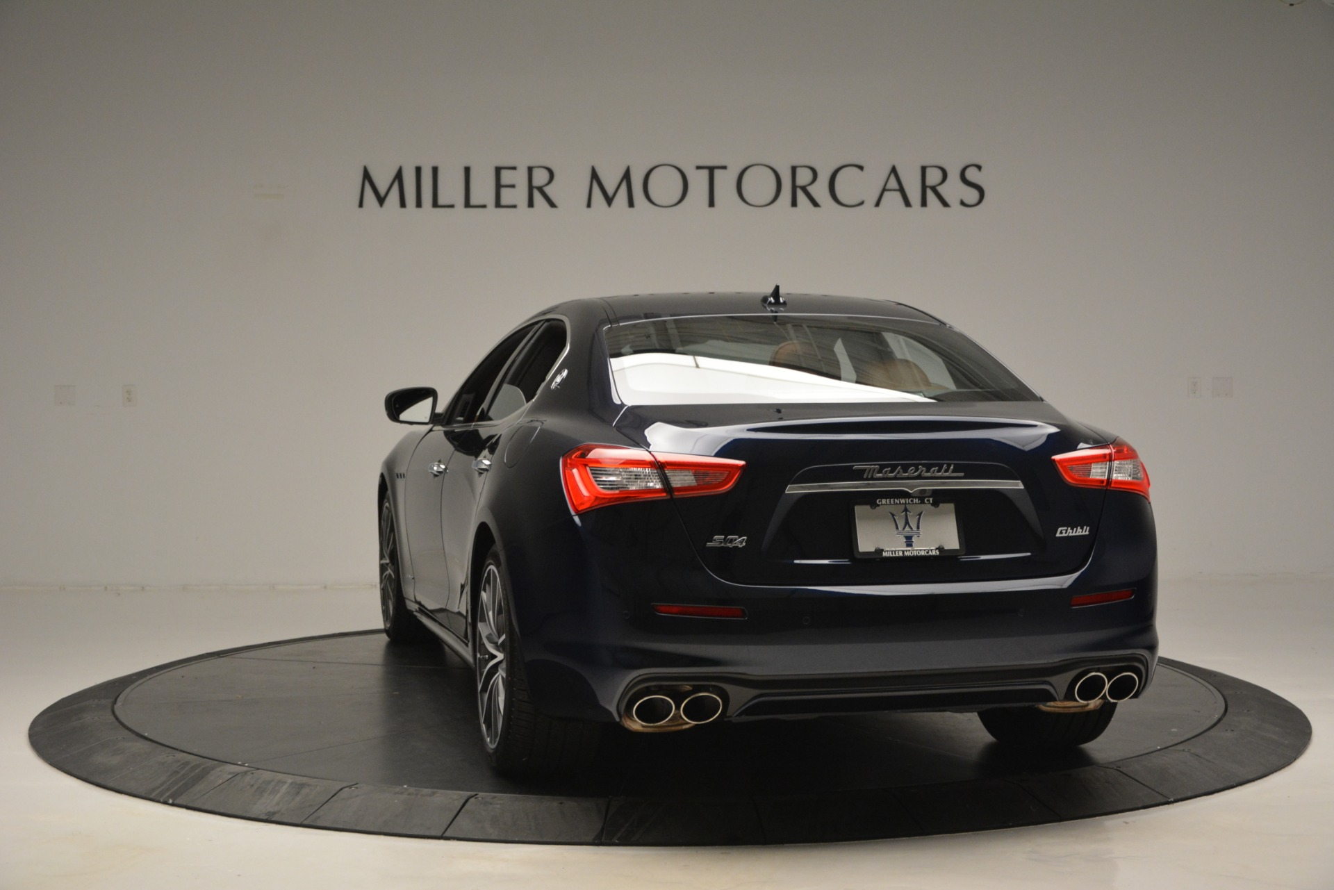 New 2019 Maserati Ghibli S Q4 GranLusso For Sale In Westport, CT 2882_p8